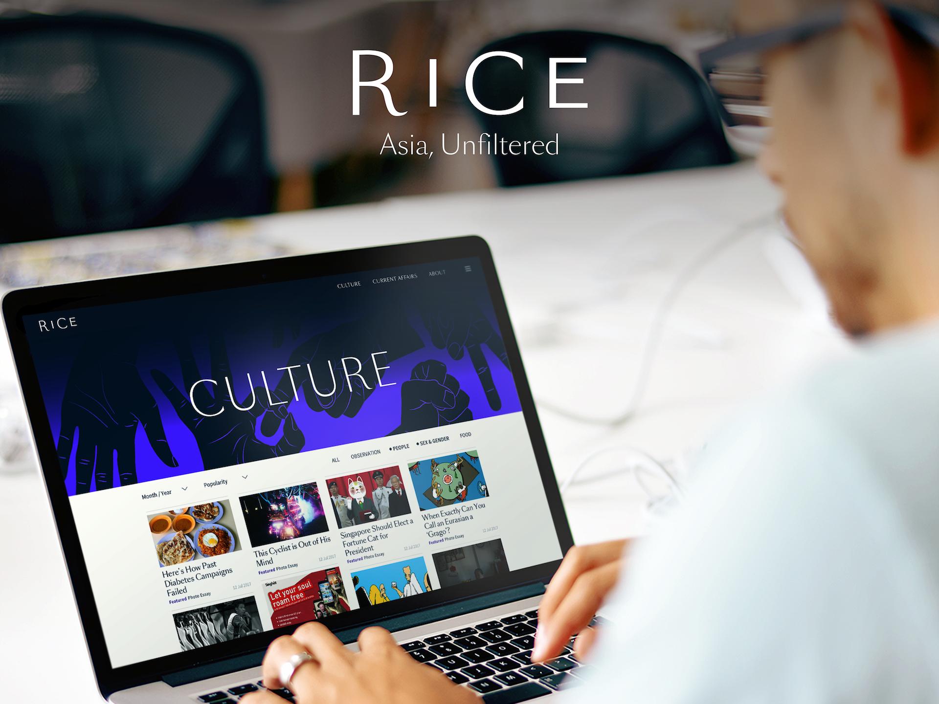 Rice Media, News & Current Affairs