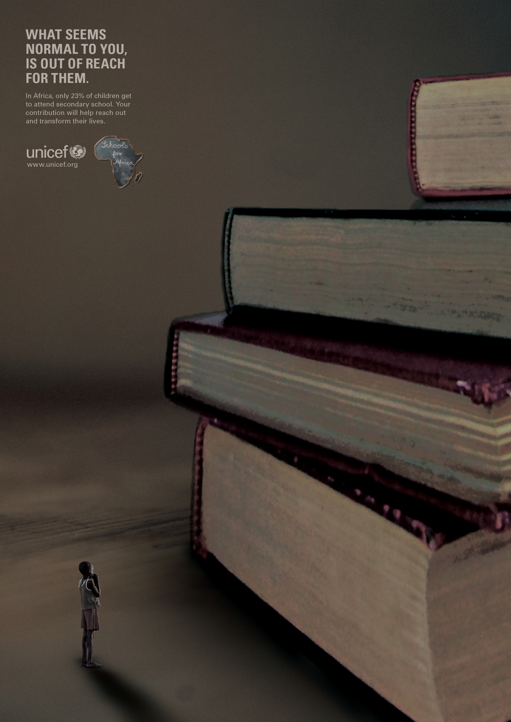 UNICEF Schools for Africa Campaign