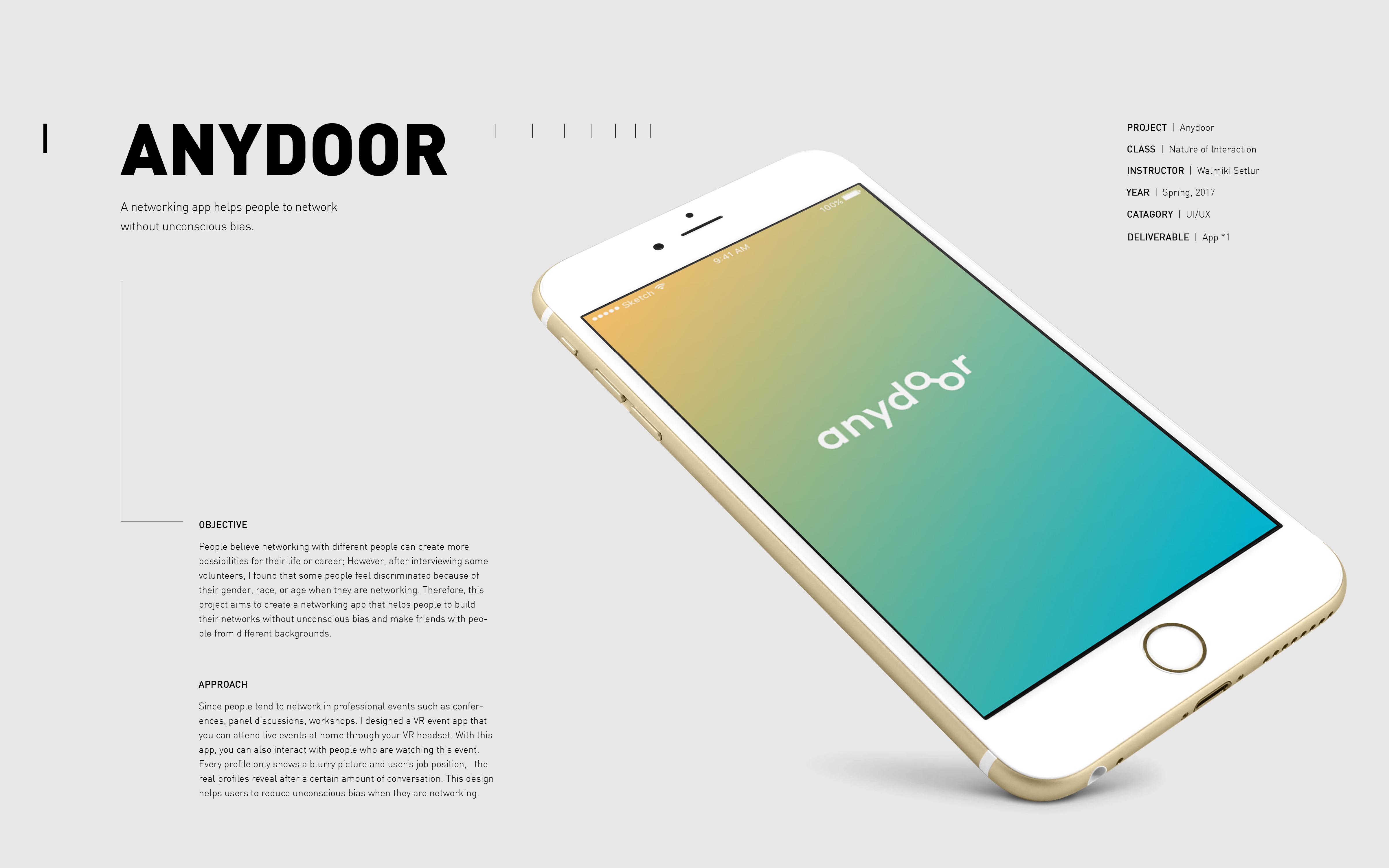 Anydoor