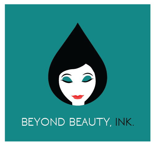 Permanent Makeup Logo for Company Specializing in Cancer Patients