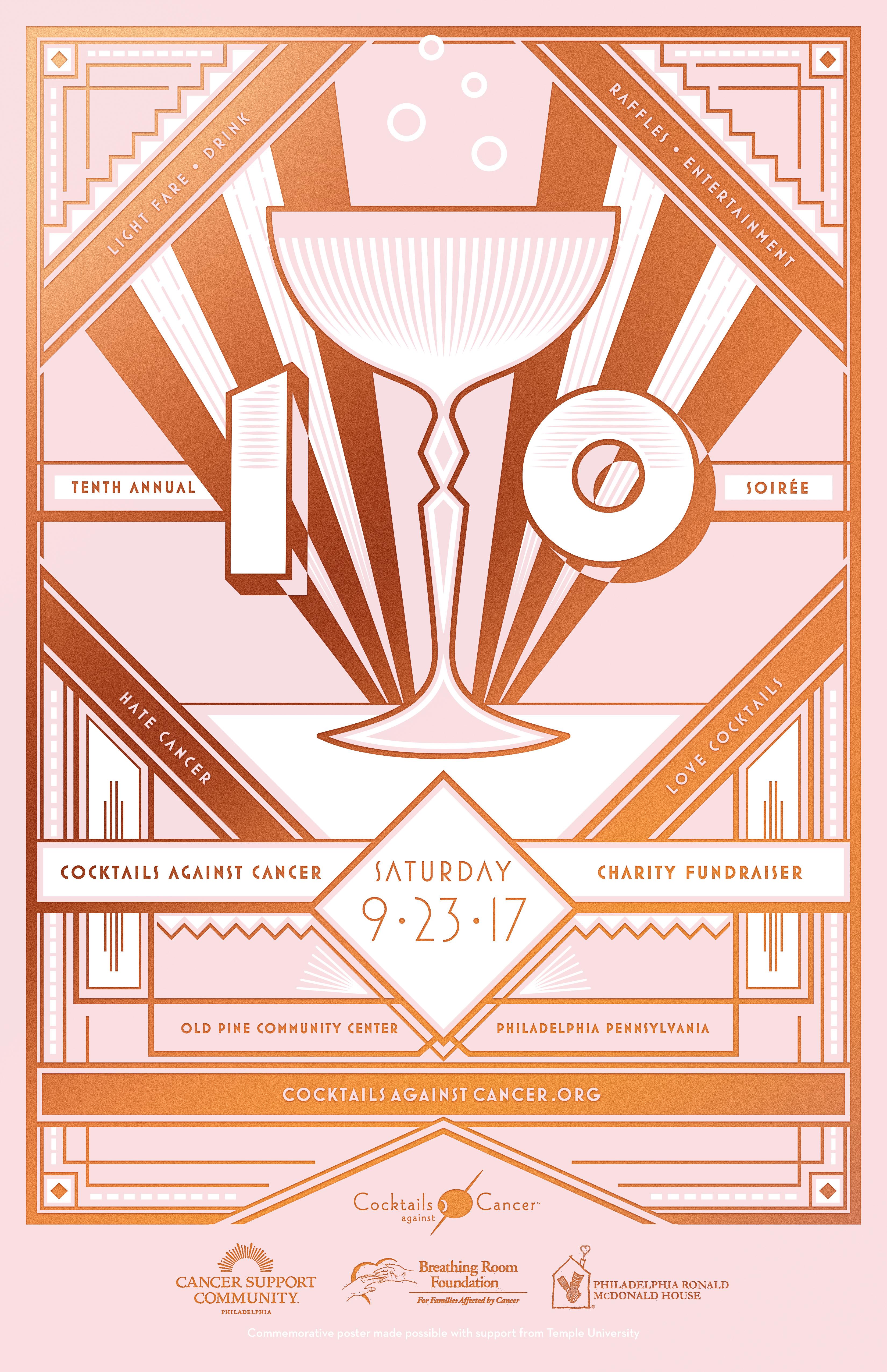 10th Anniversary Commemorative Poster