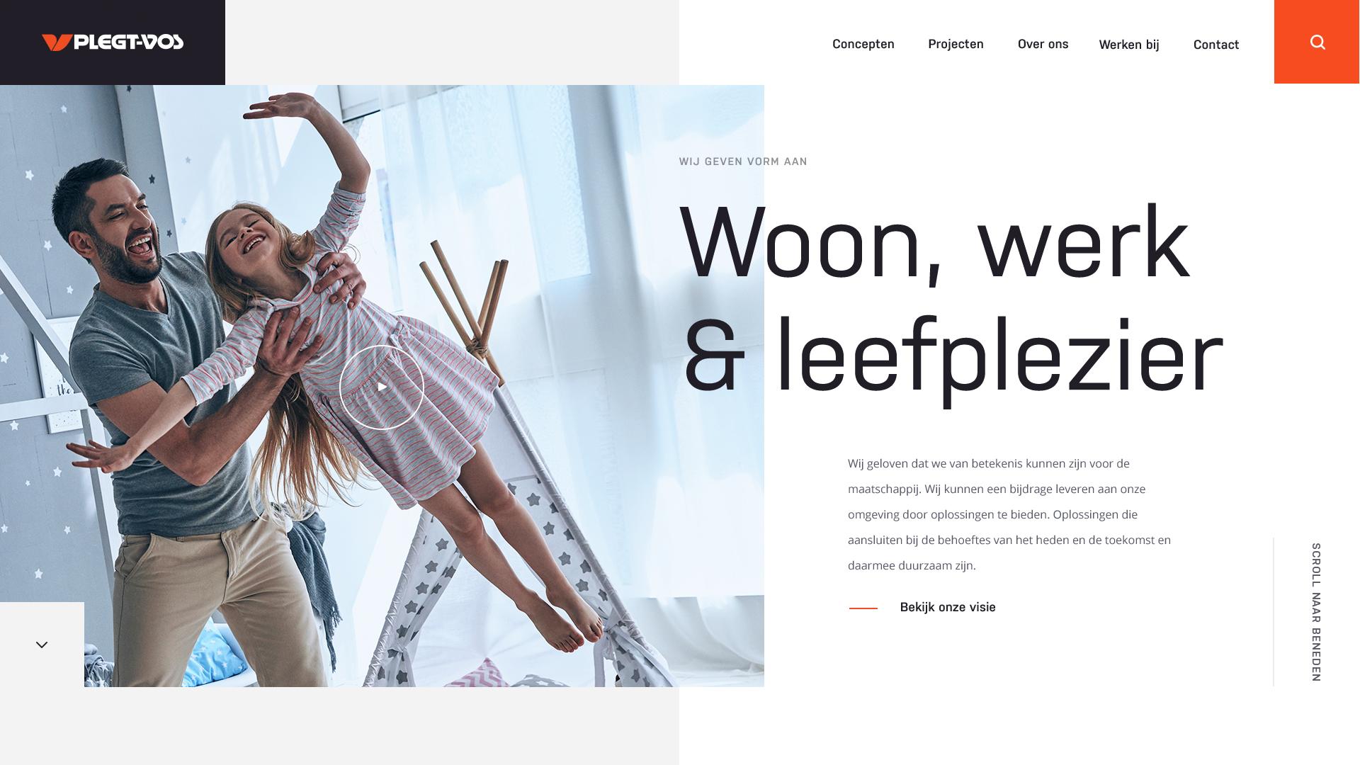 Plegt-Vos | UI/UX design