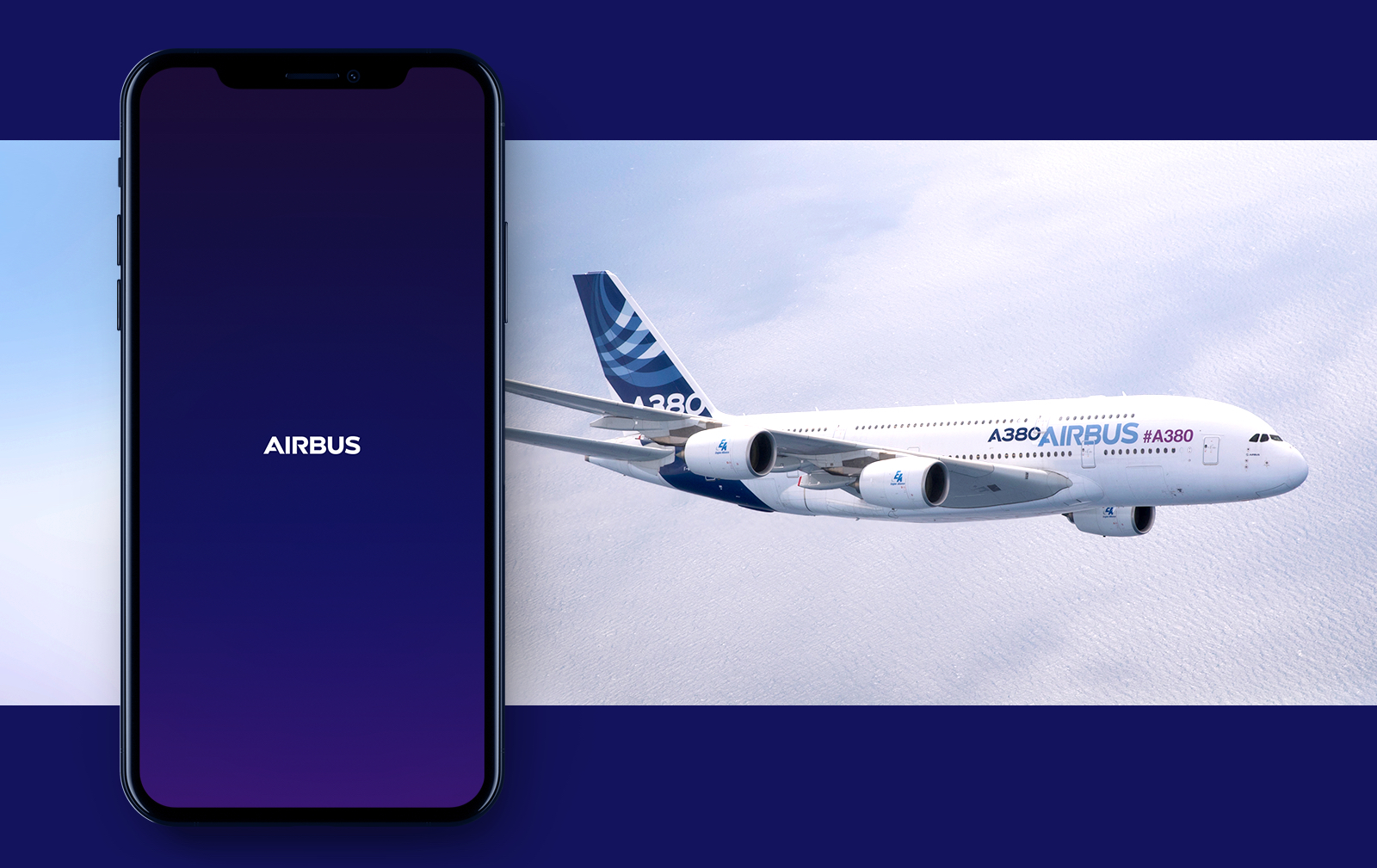 Airbus IFLY A380 app