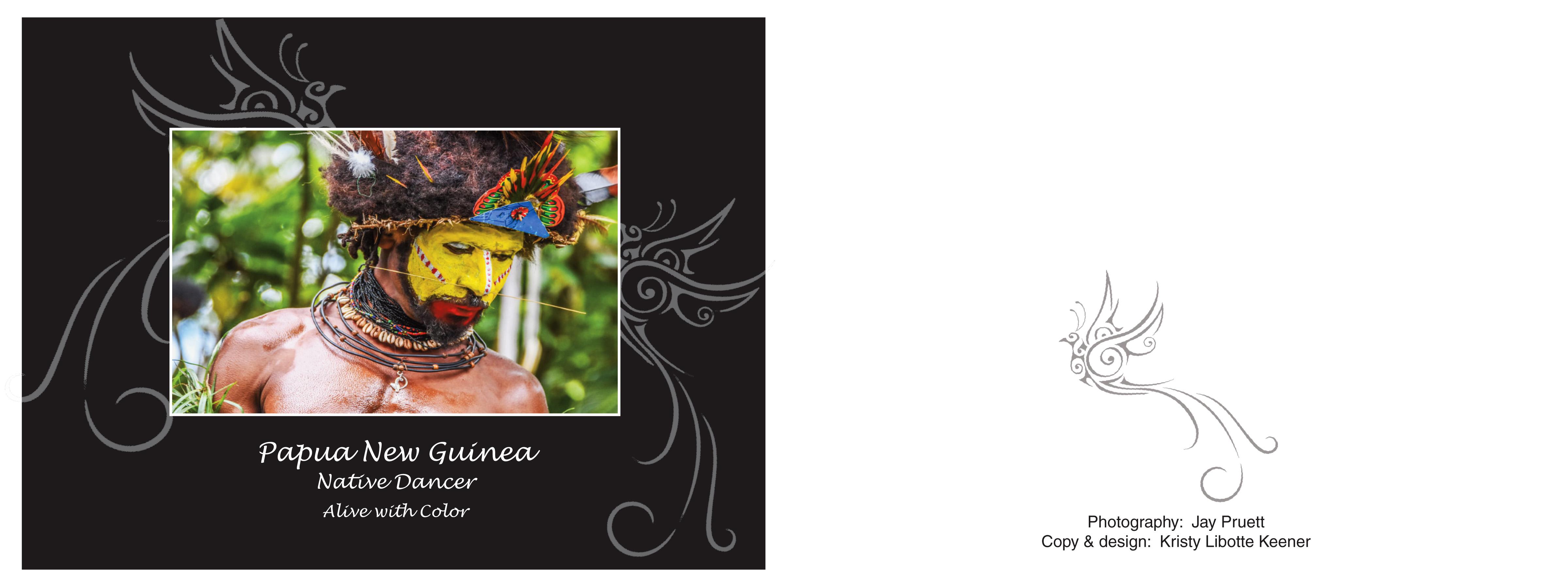 Papua New Guinea Travel Card