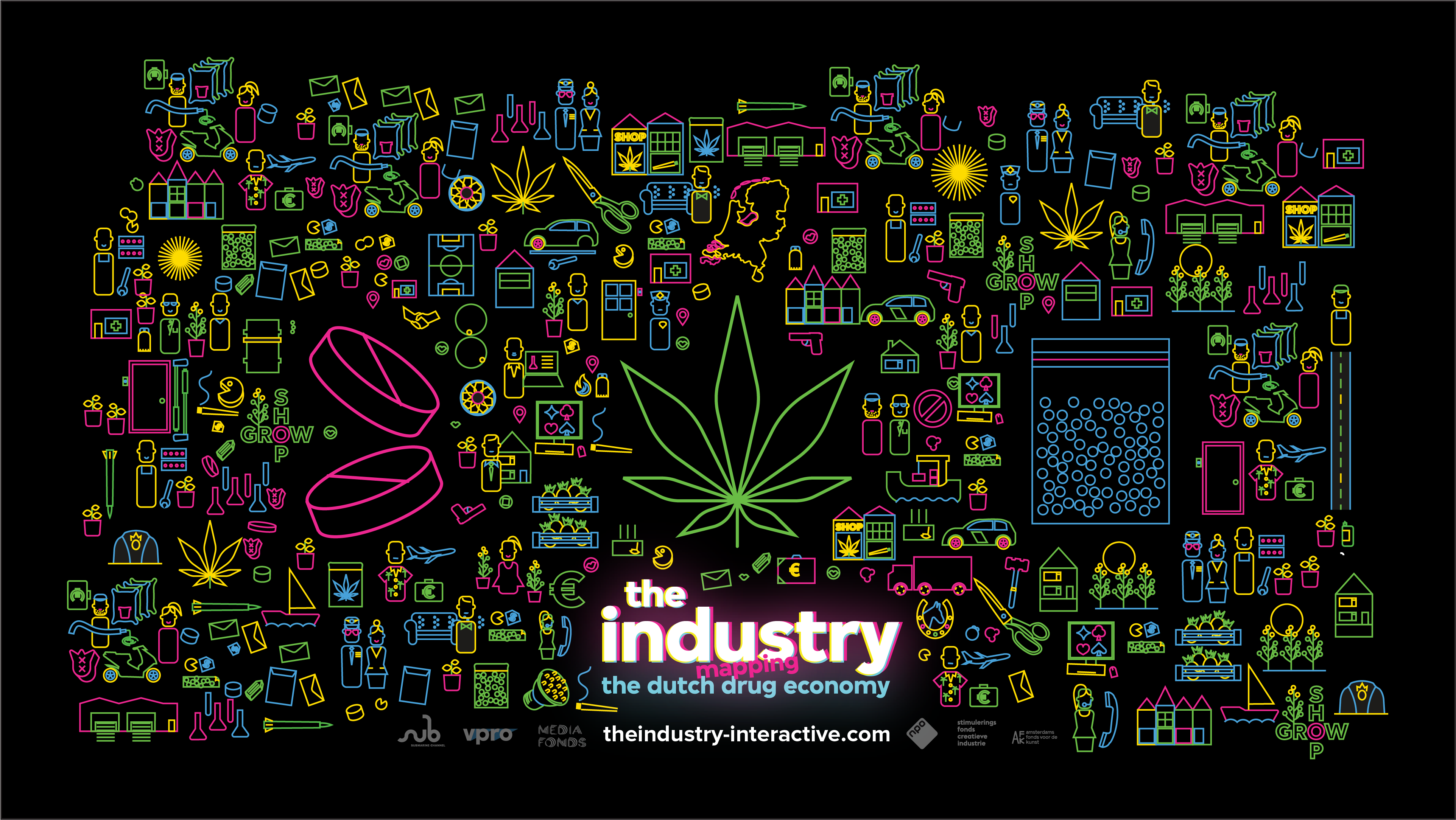 The Industry - Mapping the Dutch Drug Economy