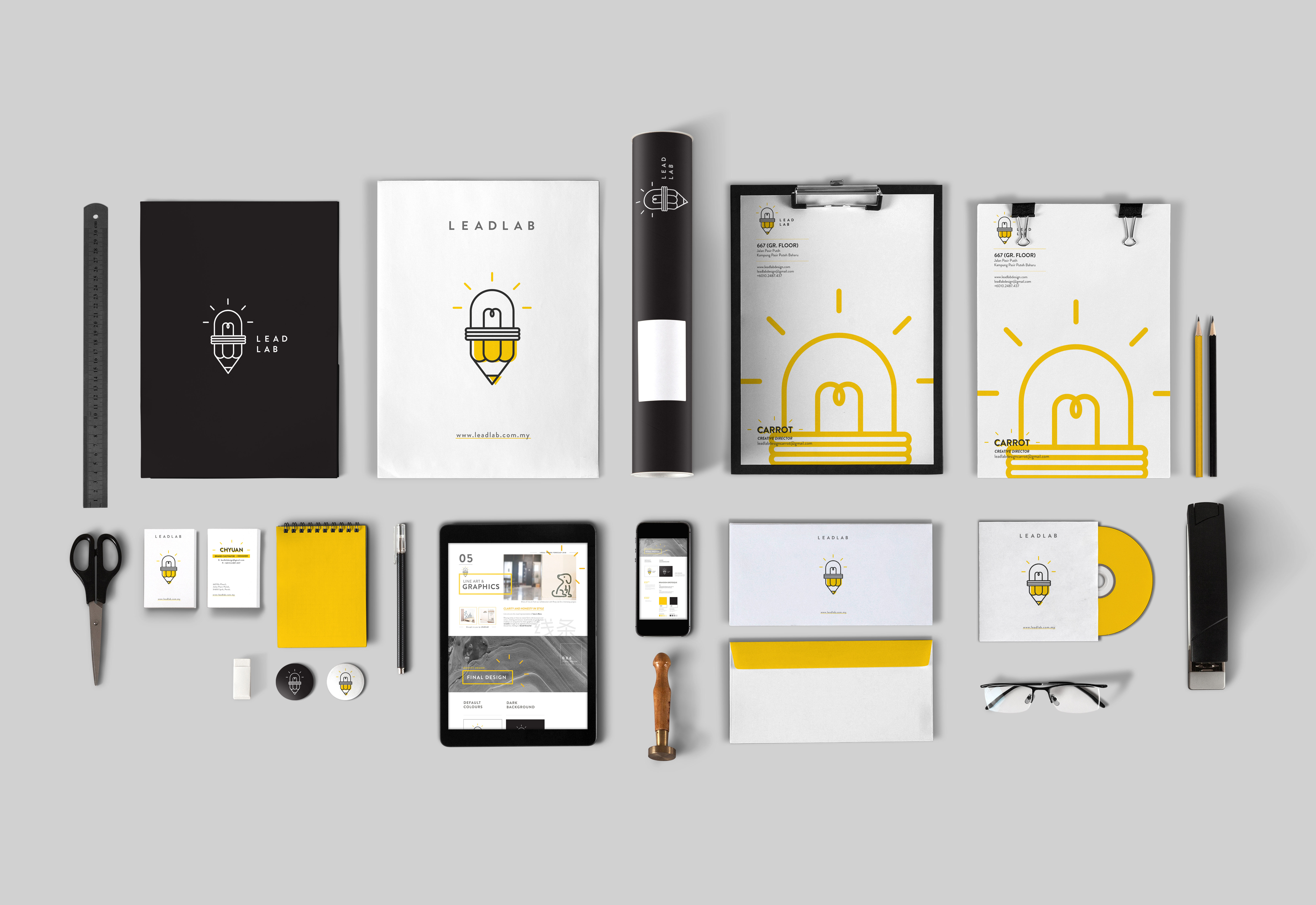LeadLab Rebrand