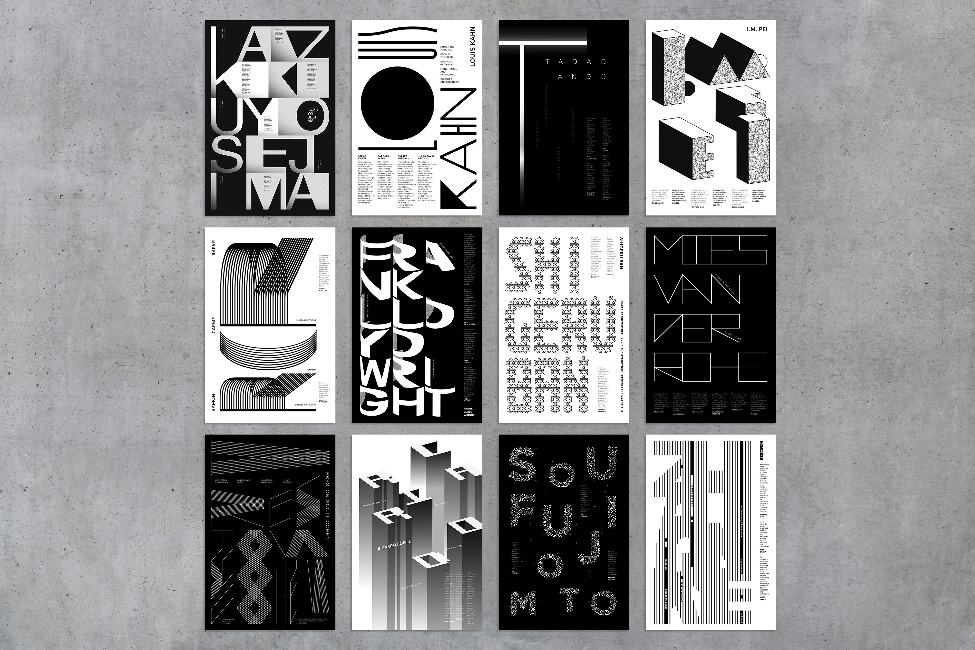 Architecture Posters