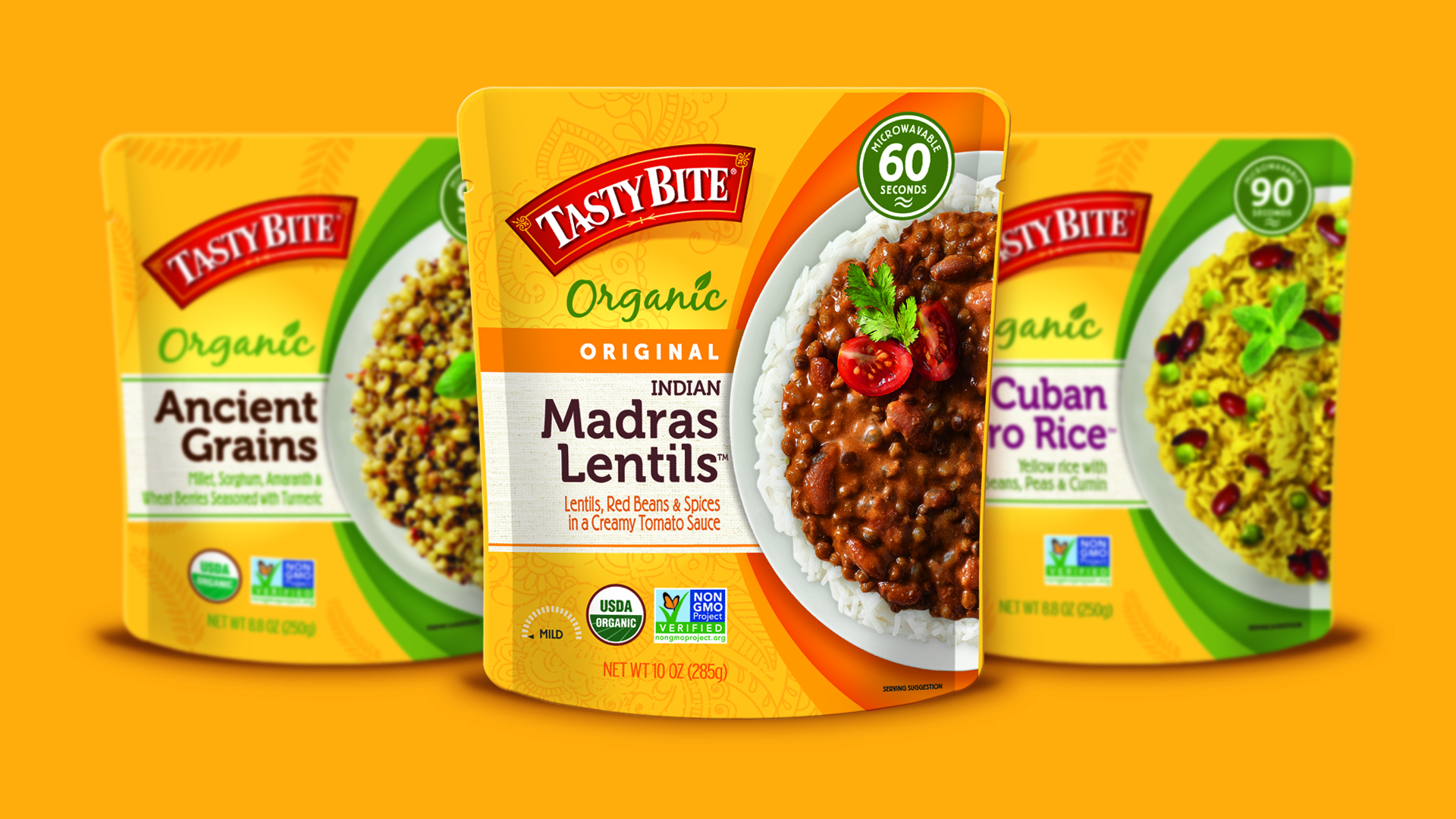 Tasty Bite - Rices and Entrees