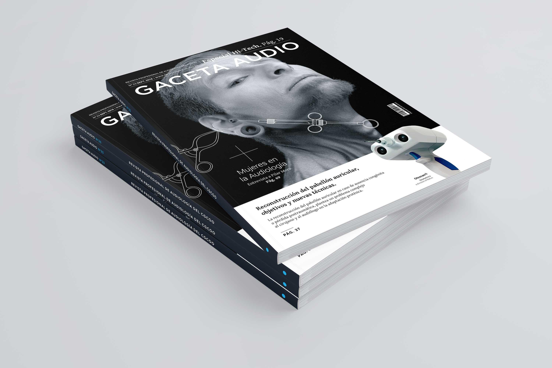 Gaceta Audio 23. Professional Journal of Audiology