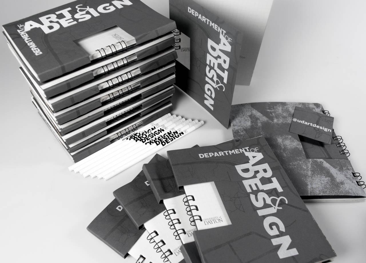 Department of Art & Design Recruitment Sketchbook