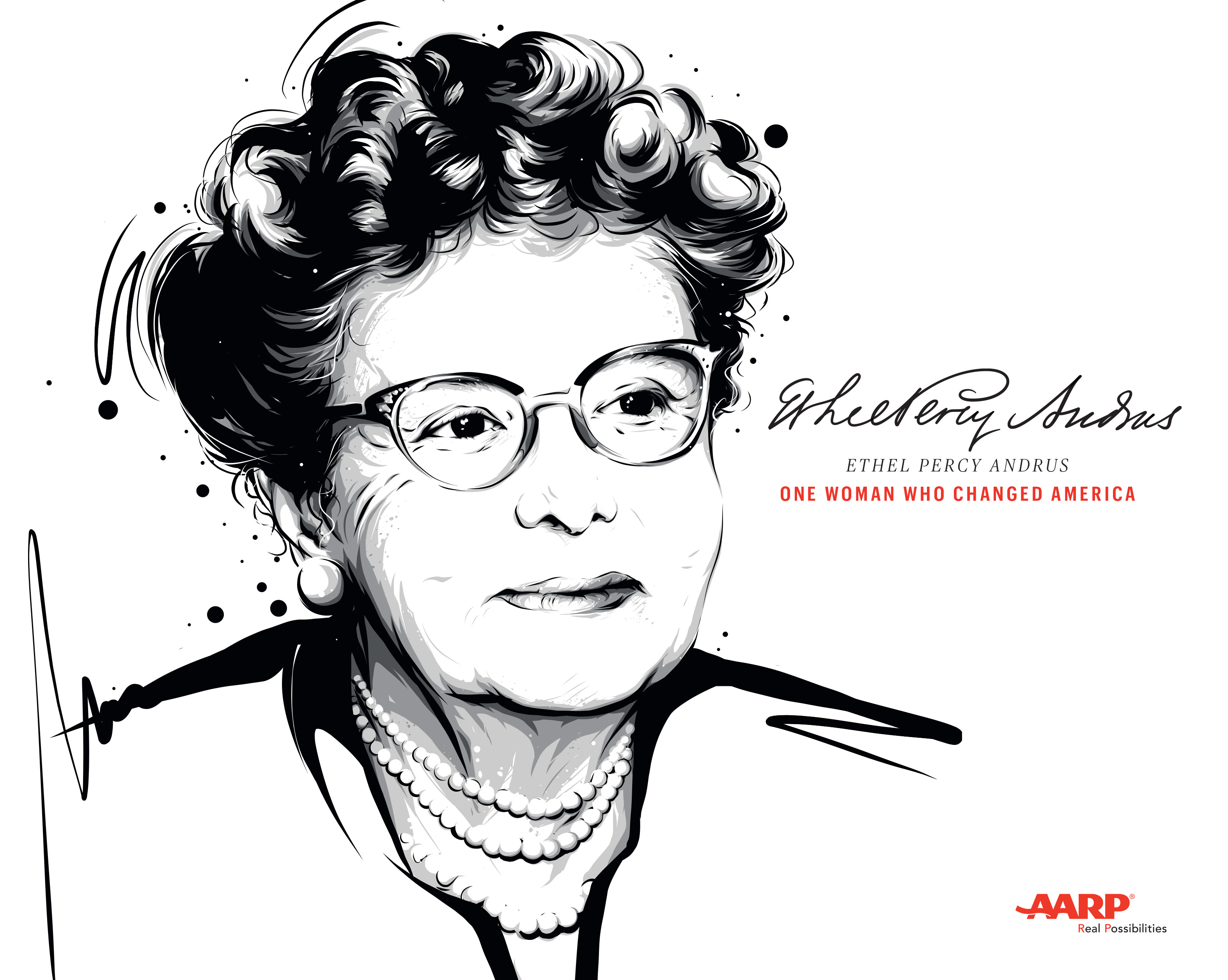 Ethel Percy Andrus - One Woman Who Changed America