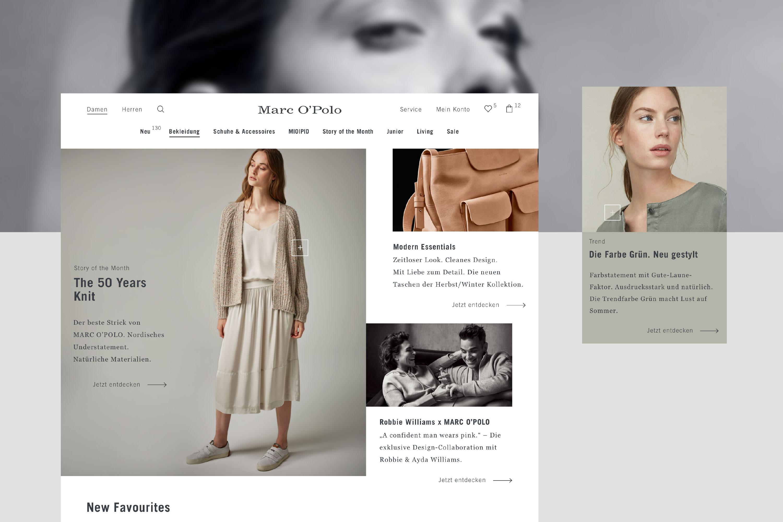 Marc O'Polo Brand Shop