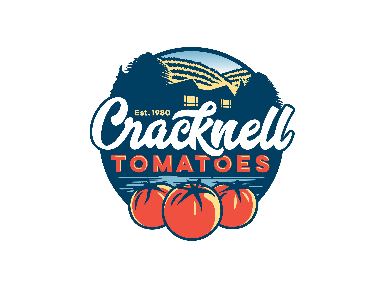 Cracknell Tomatoes Logo