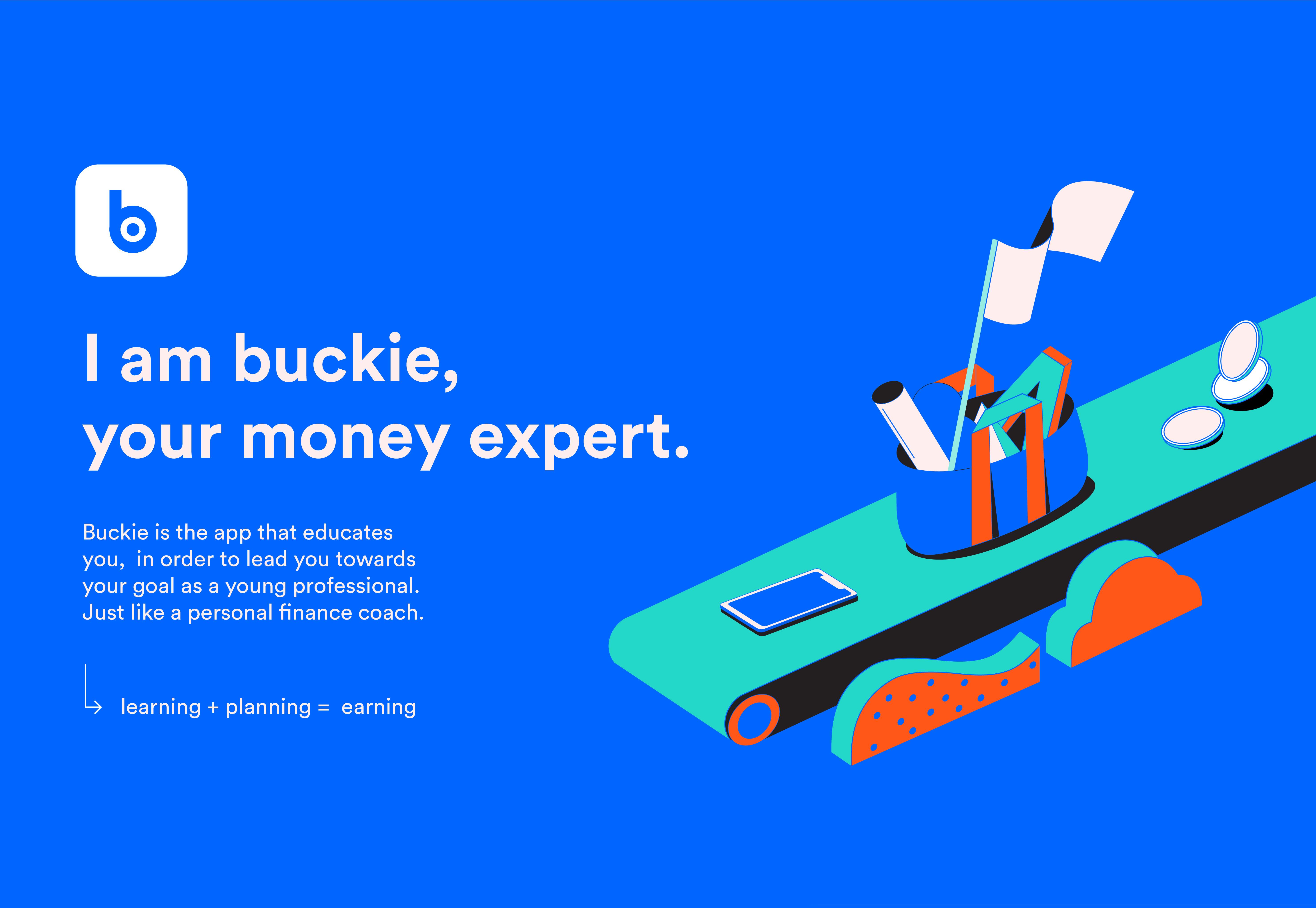 Buckie - Your Financial Coach