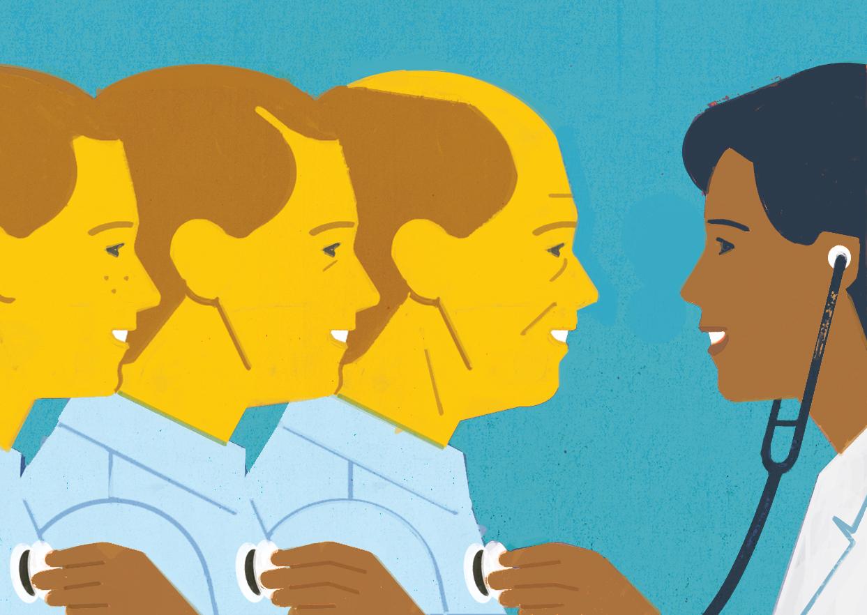 AARP Bulletin - Same Doctor, Better Life