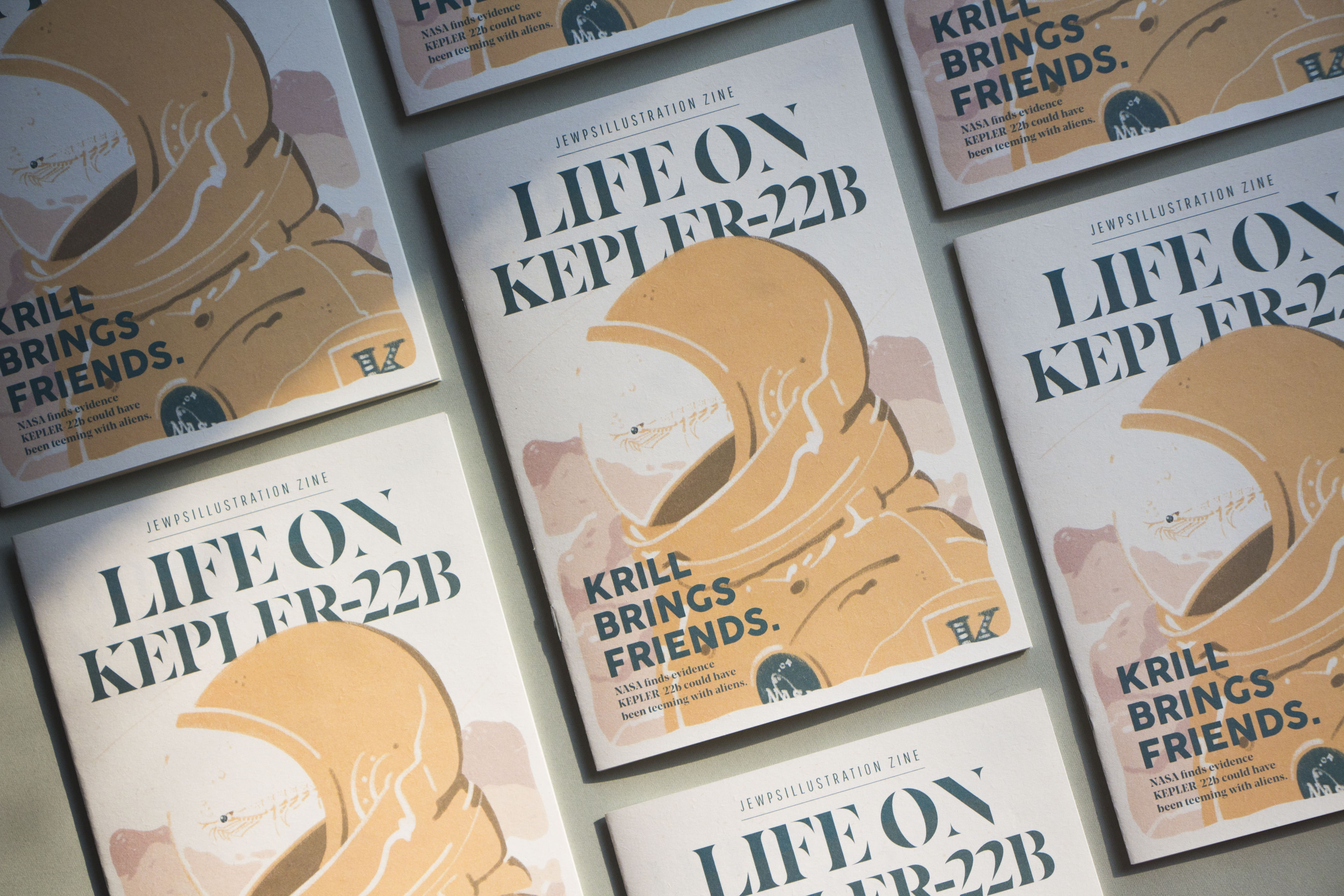 Life on Kepler-22b