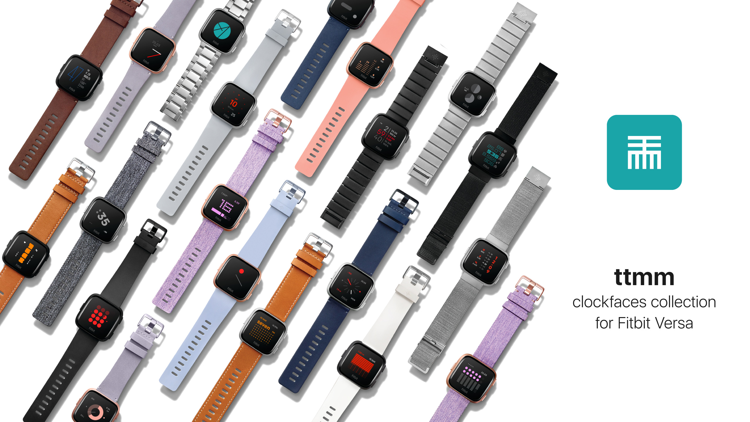 TTMM for Fitbit Versa