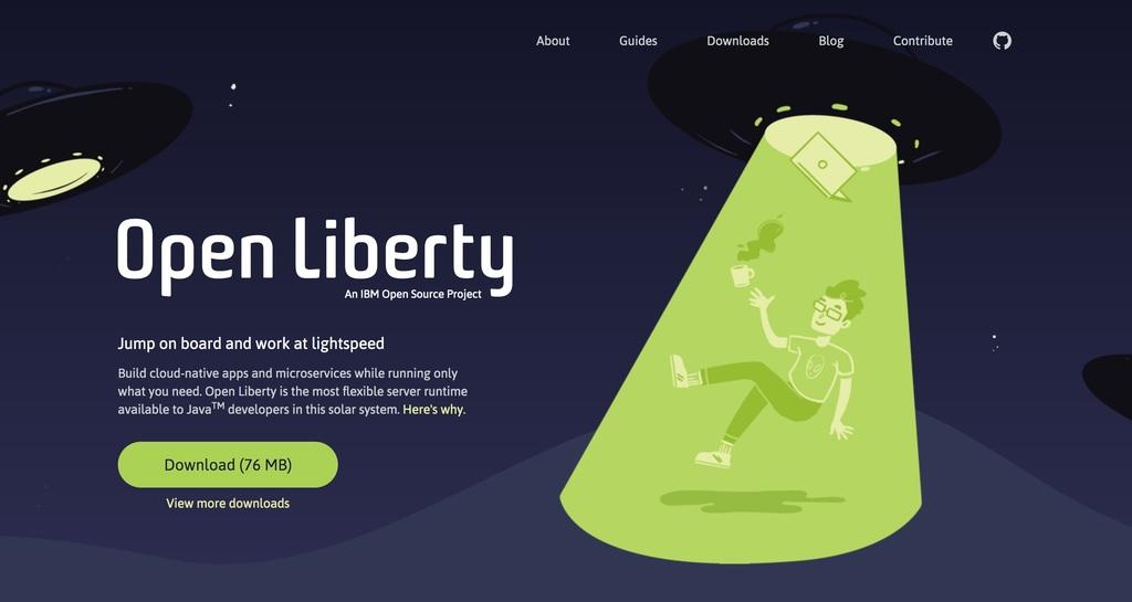 IBM Open Liberty