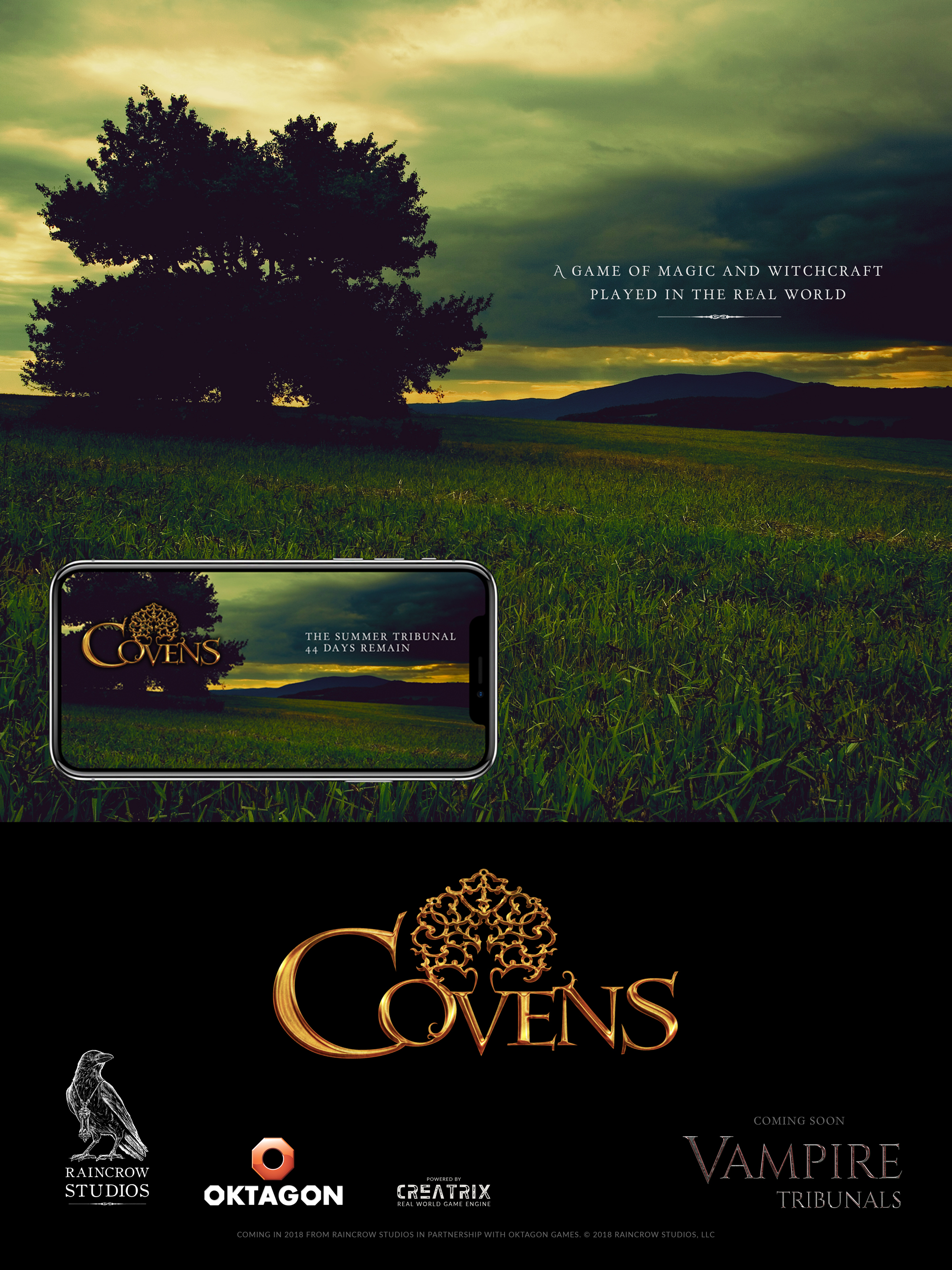 Covens: The Ember Days