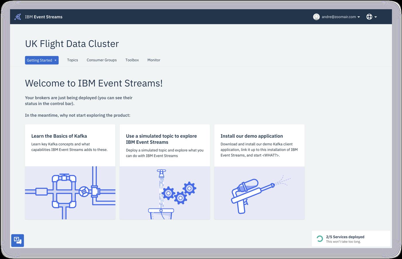 IBM Event Streams