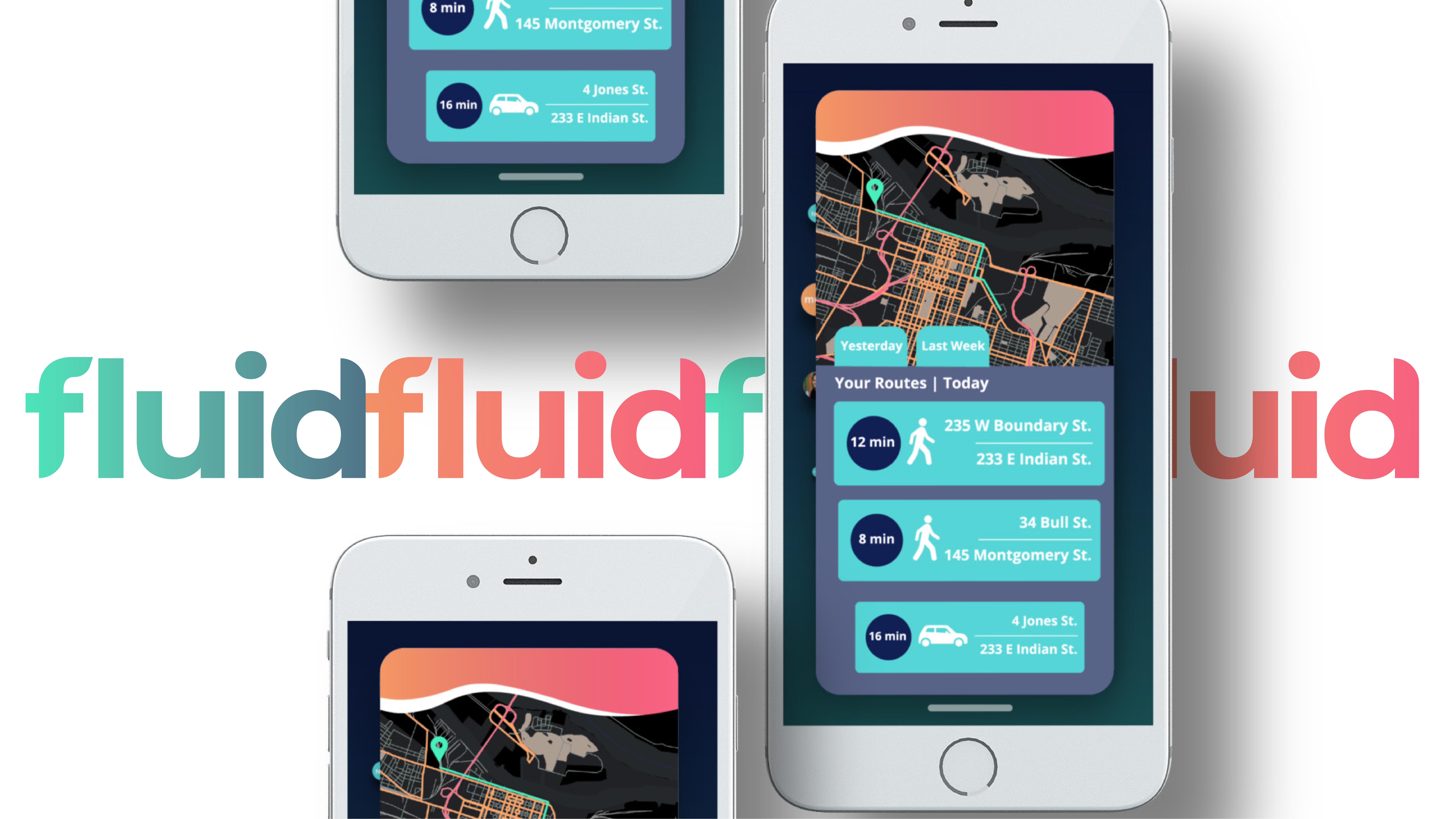 fluid Data Privacy App