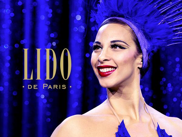 Parisian Website Design for the LIDO Cabaret