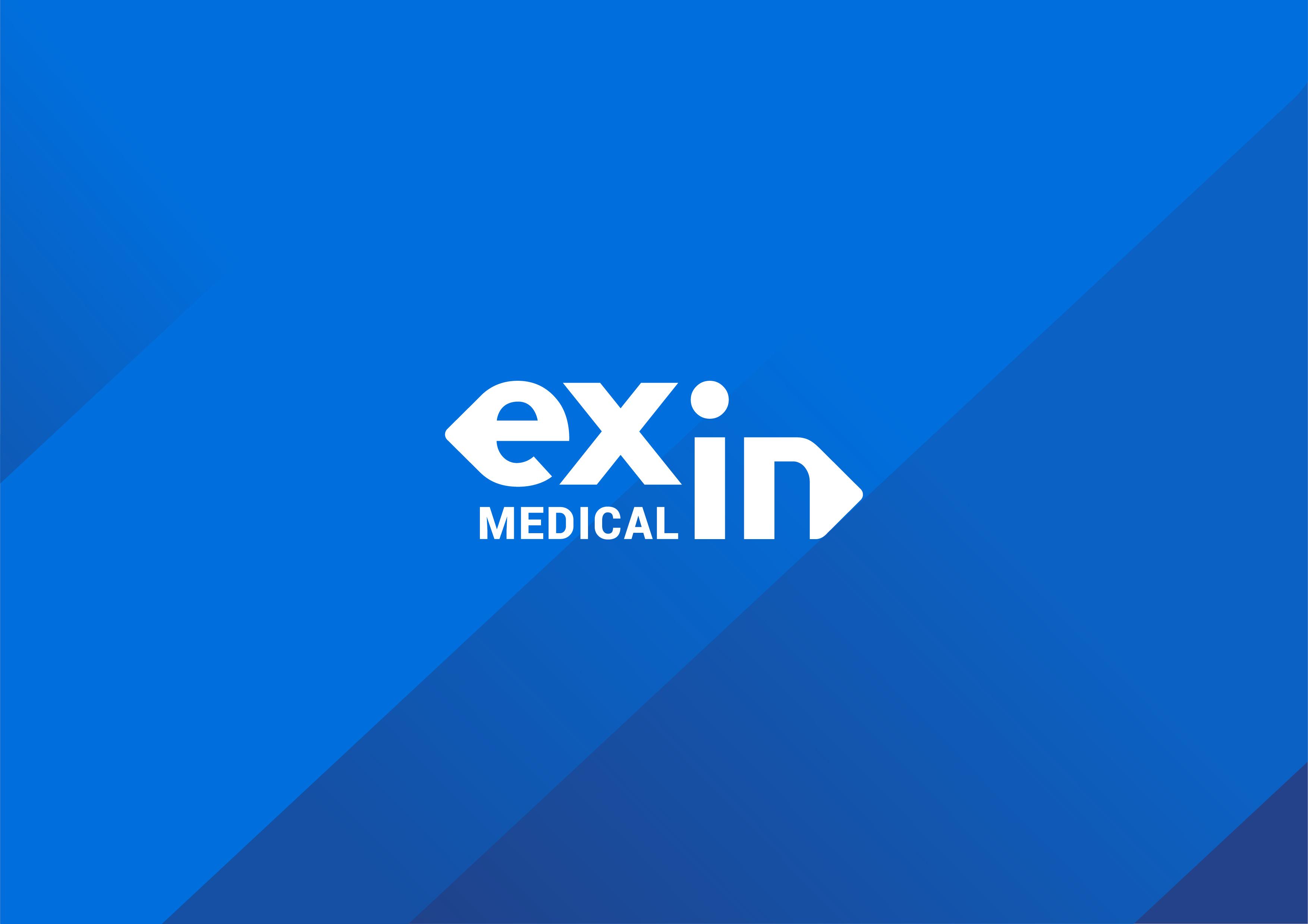 EXIN Medical Brand Design