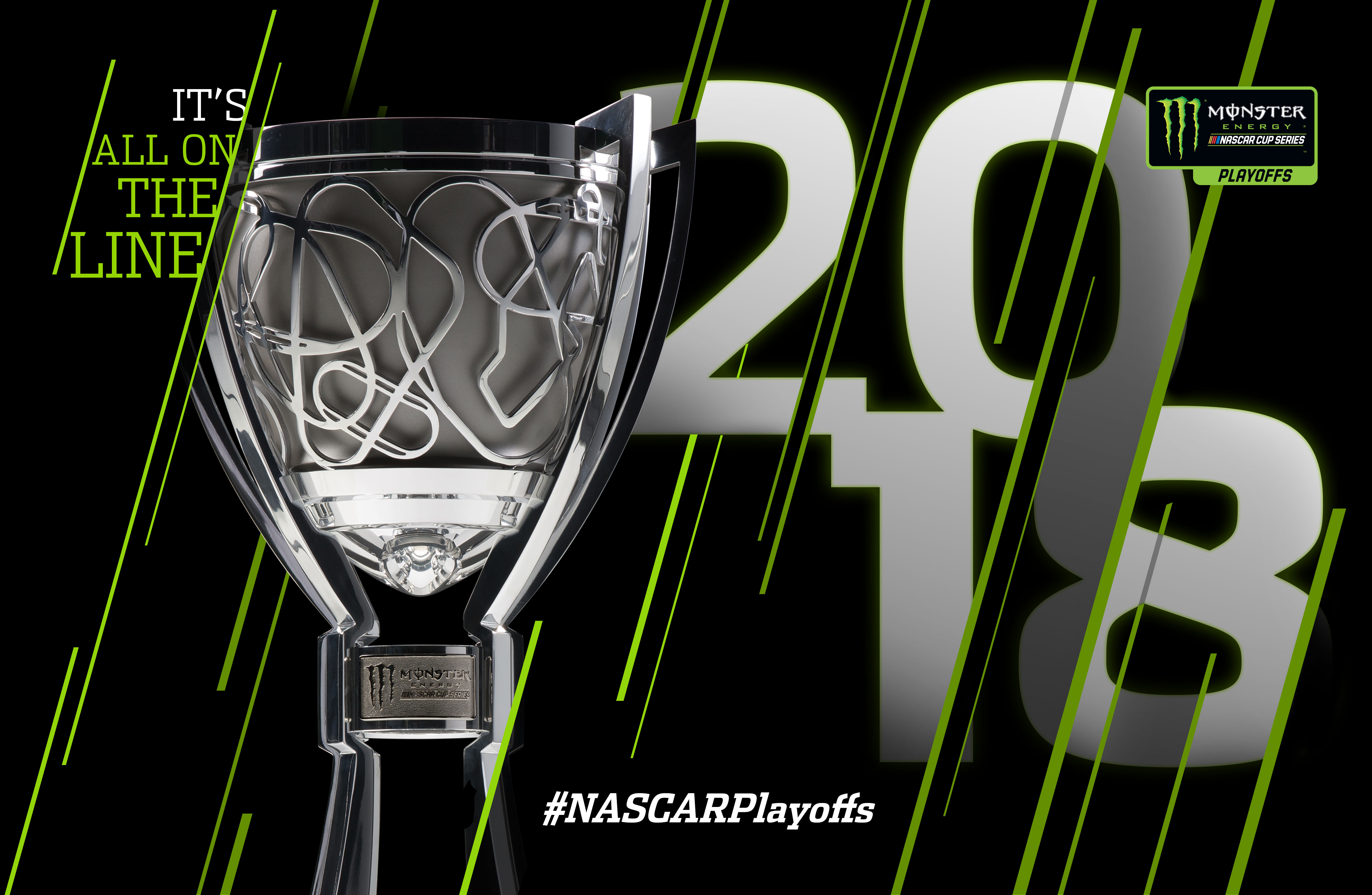 2018 NASCAR Monster Energy Cup Series Playoff Campaign
