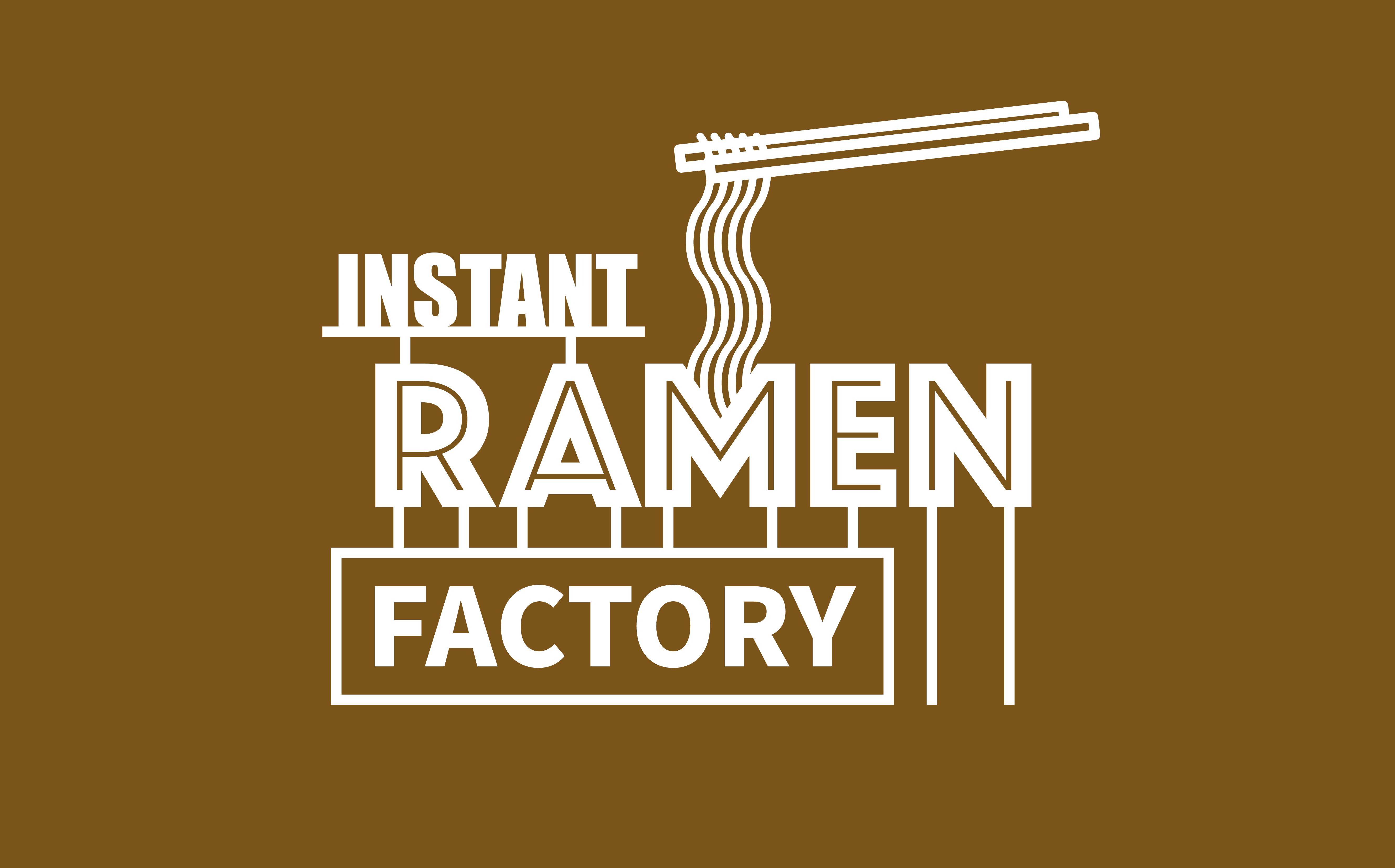 Instant Ramen Factory
