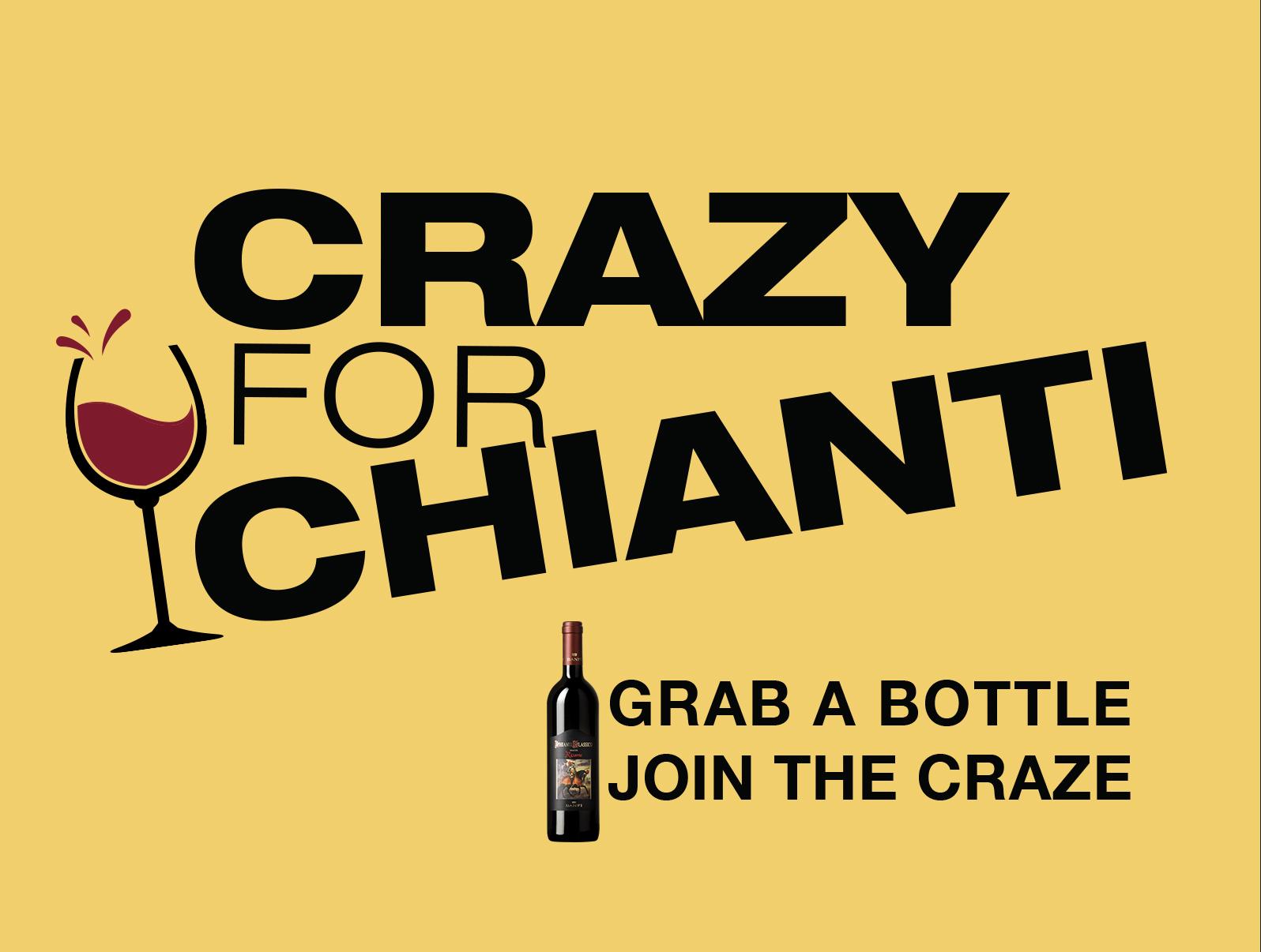 Crazy for Chianti Website