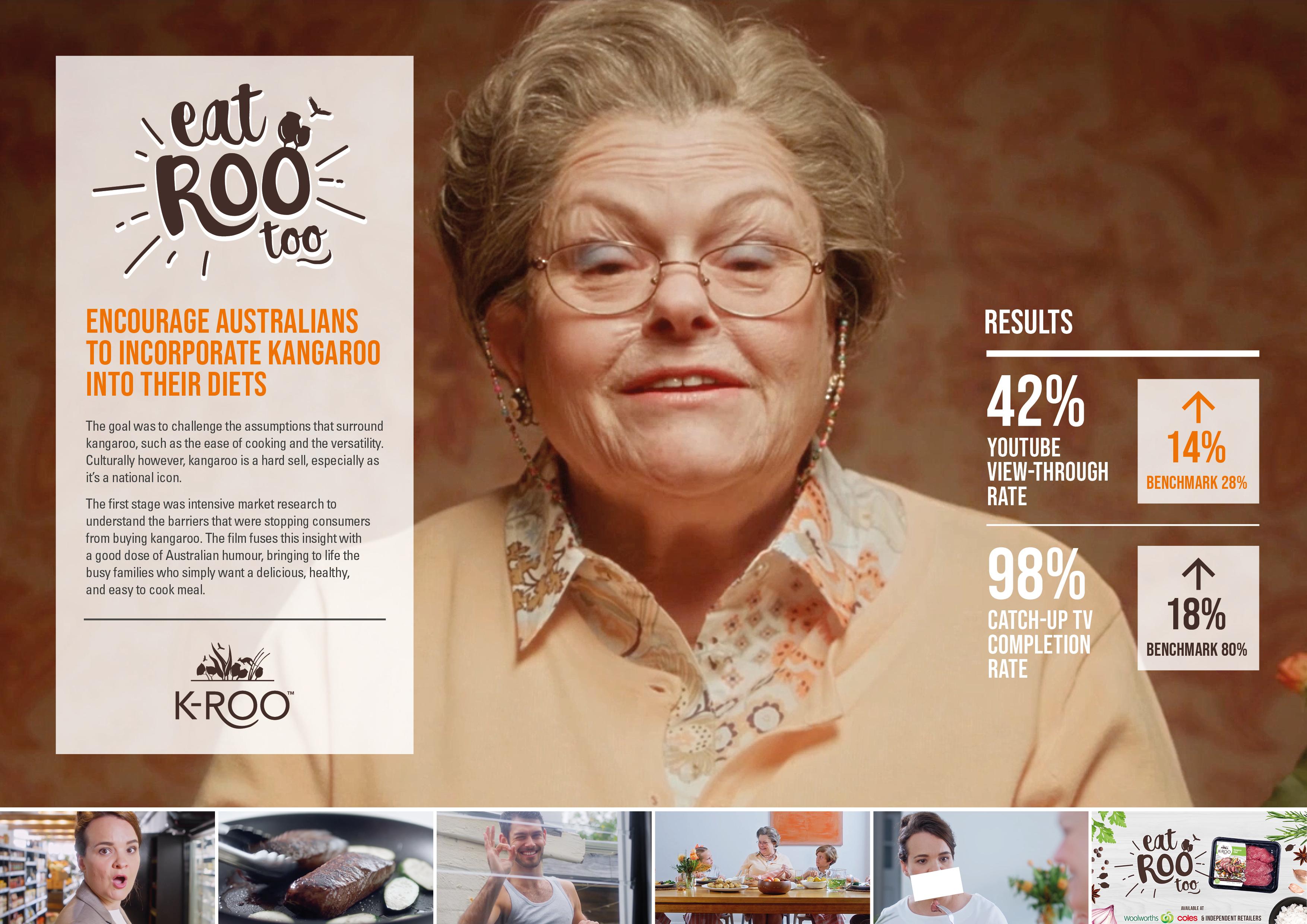 K-Roo brand film