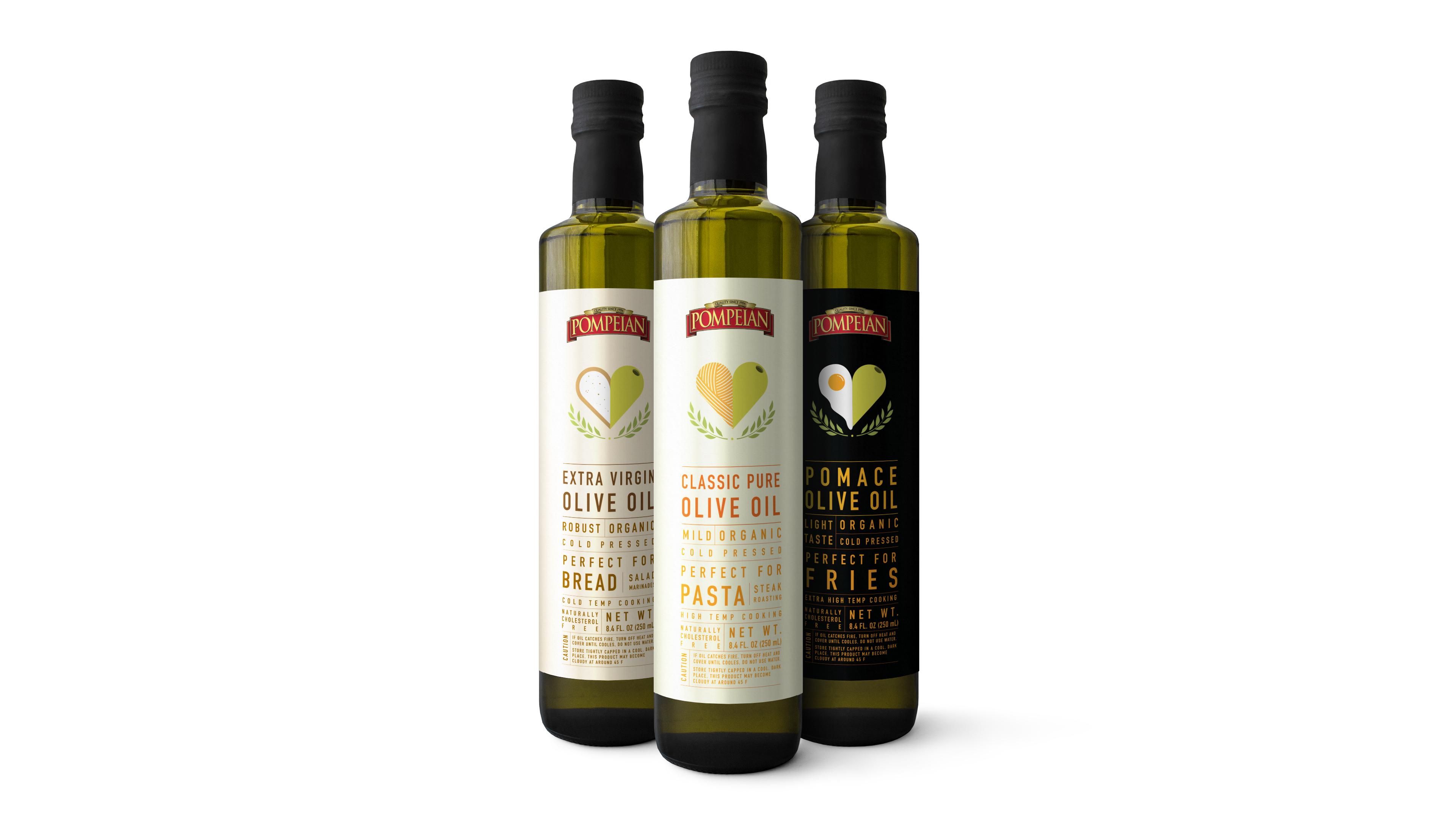 Olive Oil Packaging Design
