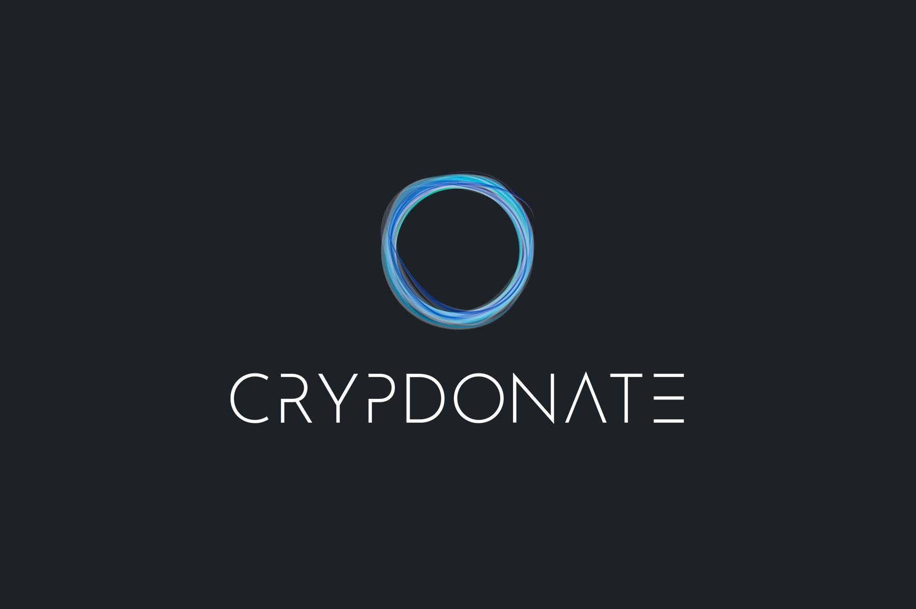 Crypdonate Branding