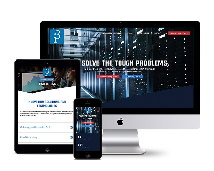 i3 Corps Website