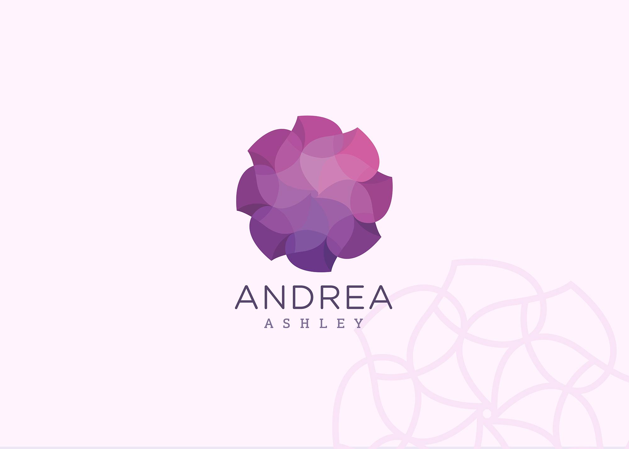 Andrea Ashley: Branding & Website