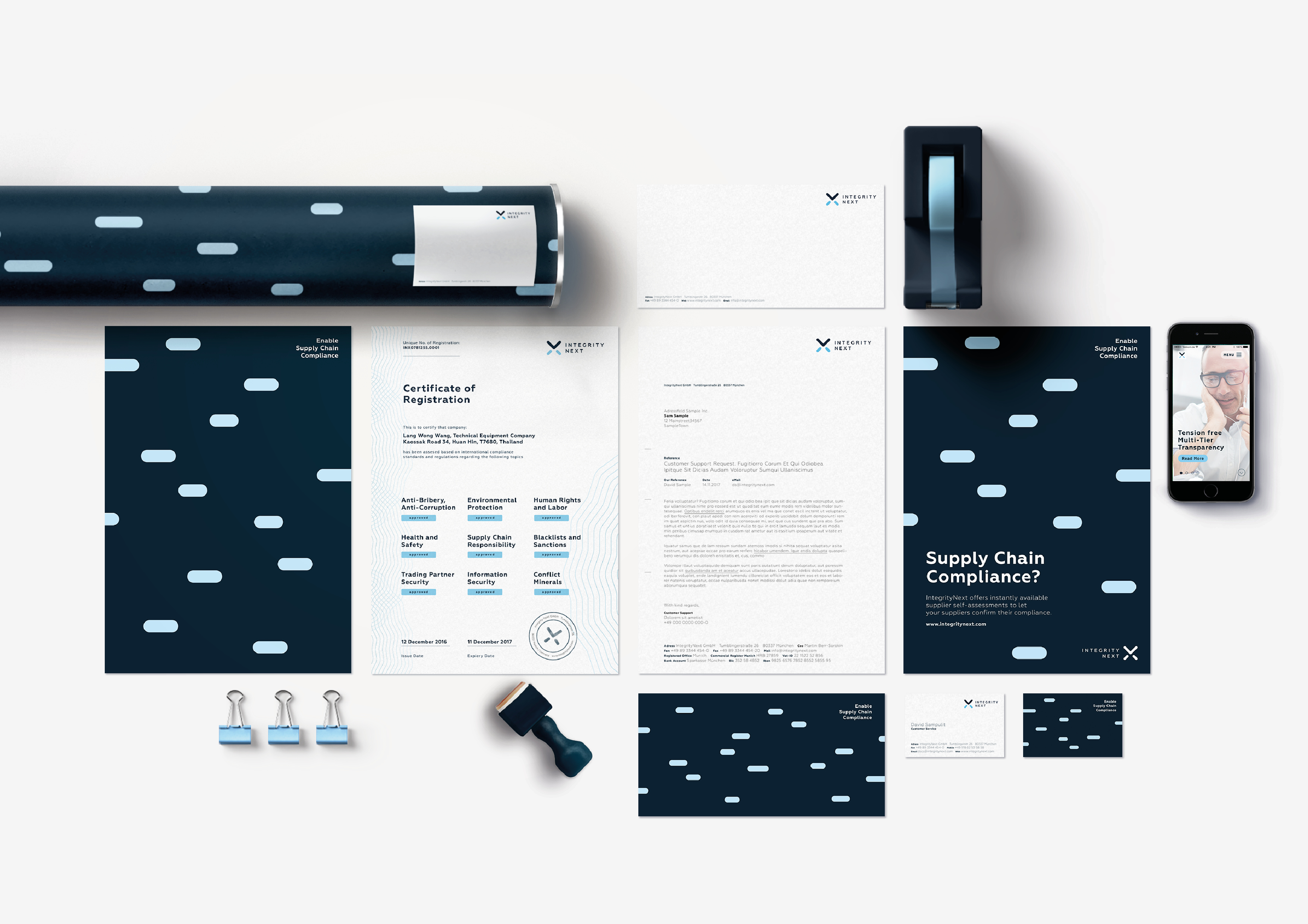 Integrated Graphic Design IntegrityNext