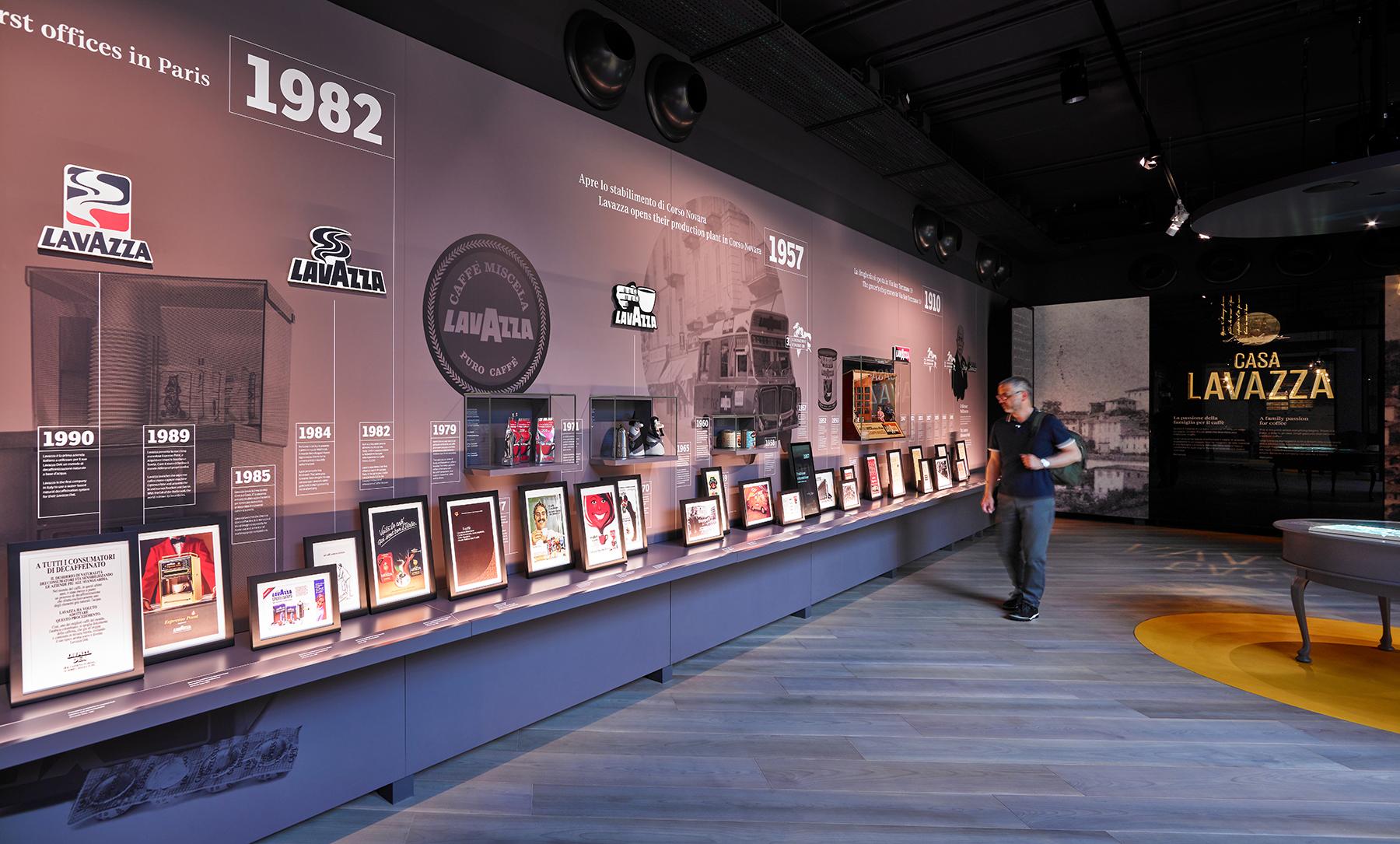 The Lavazza Museum