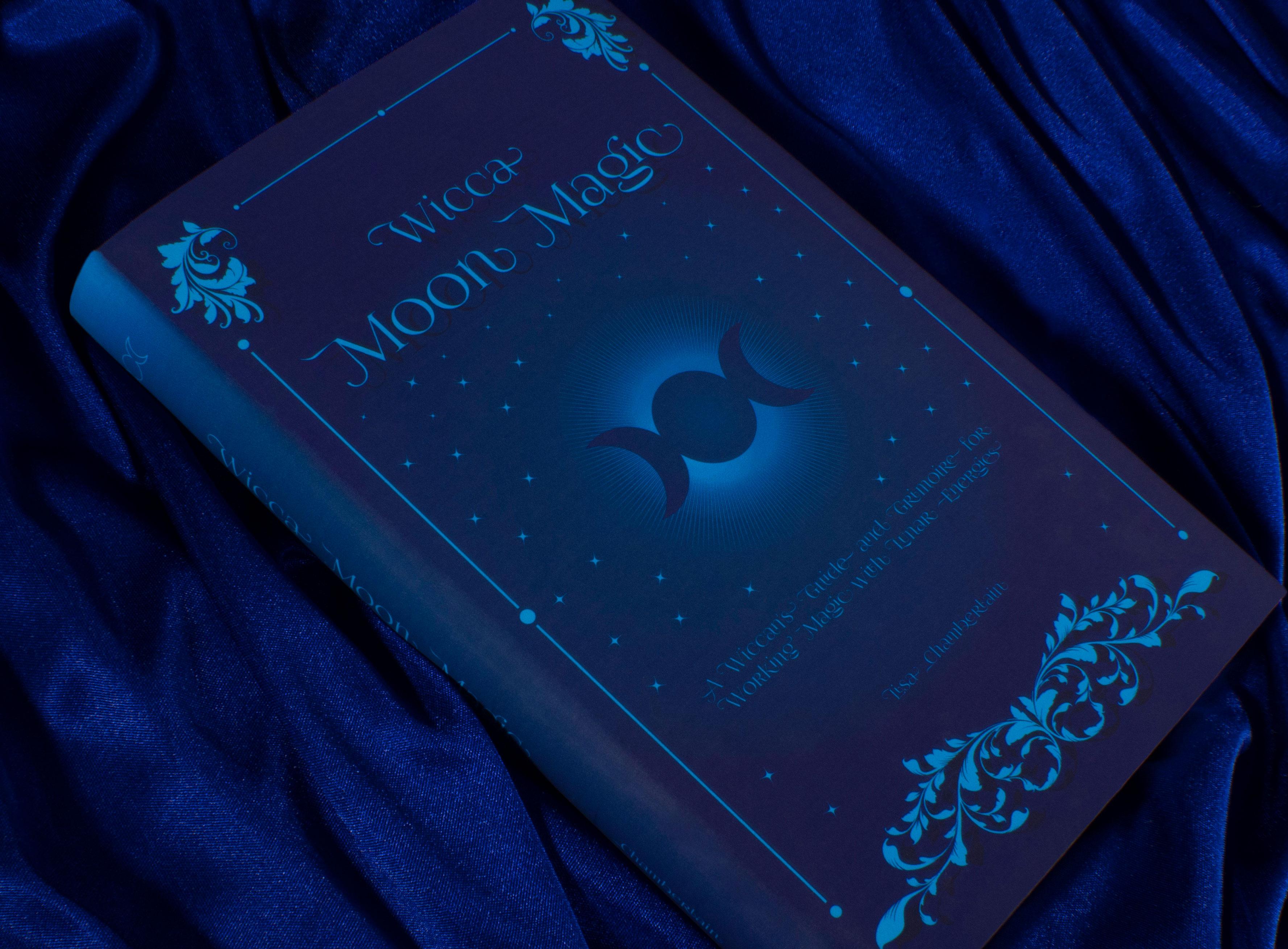 Wicca Book Series Design