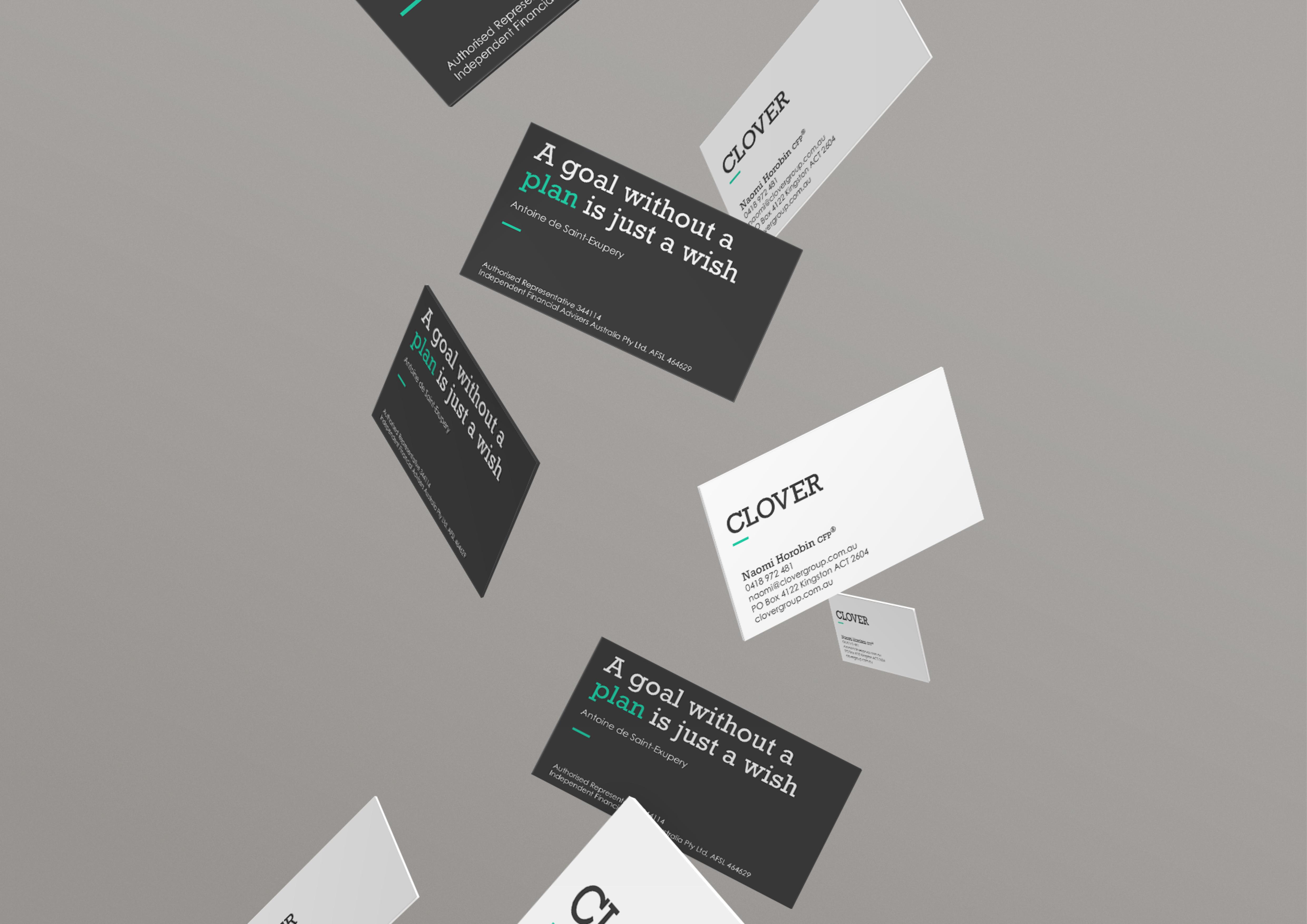 Clover Branding