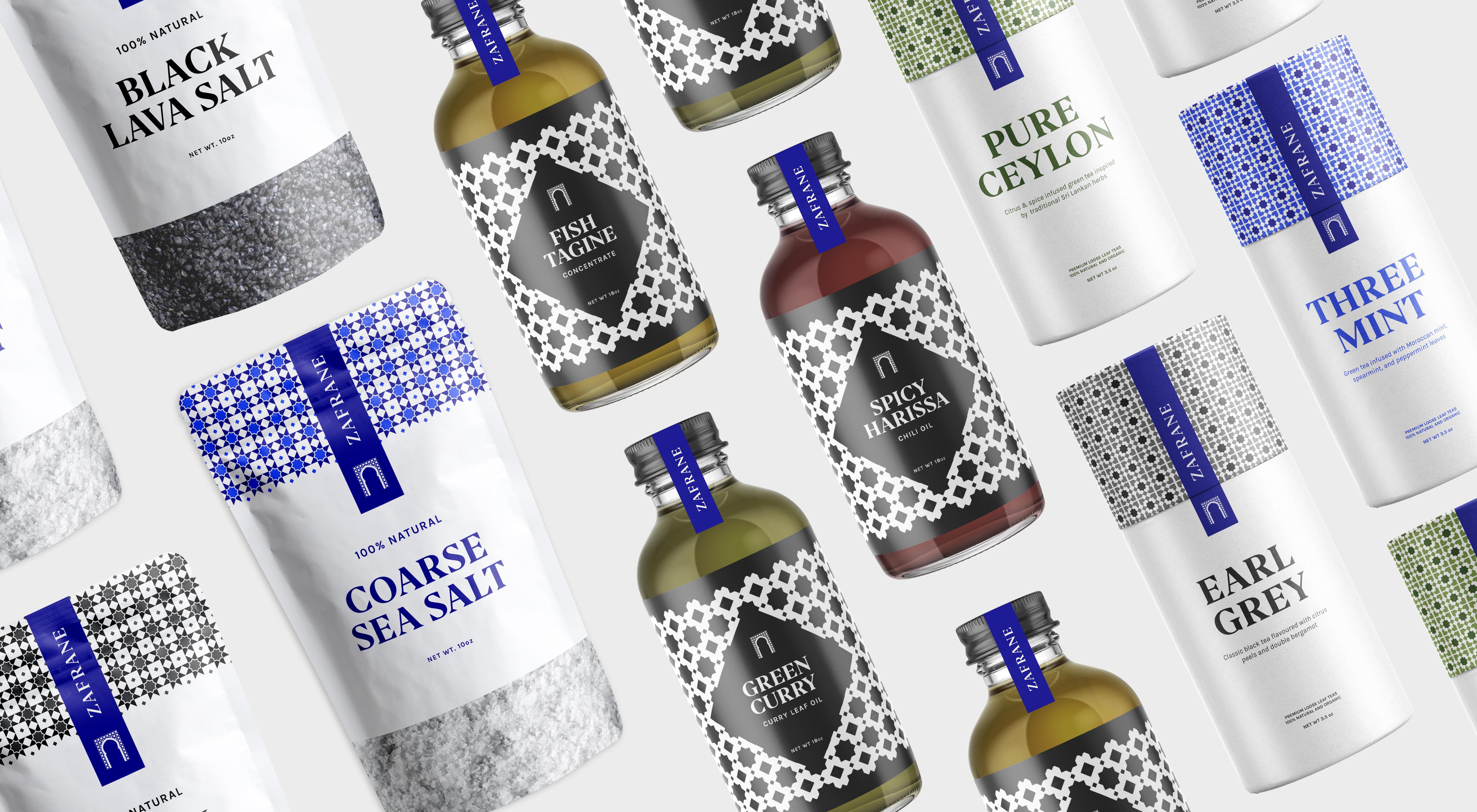 Zafrane Spice & Tea