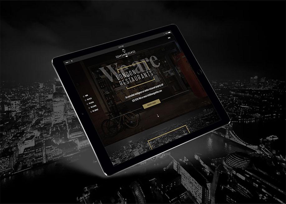 Dean Gambles Website