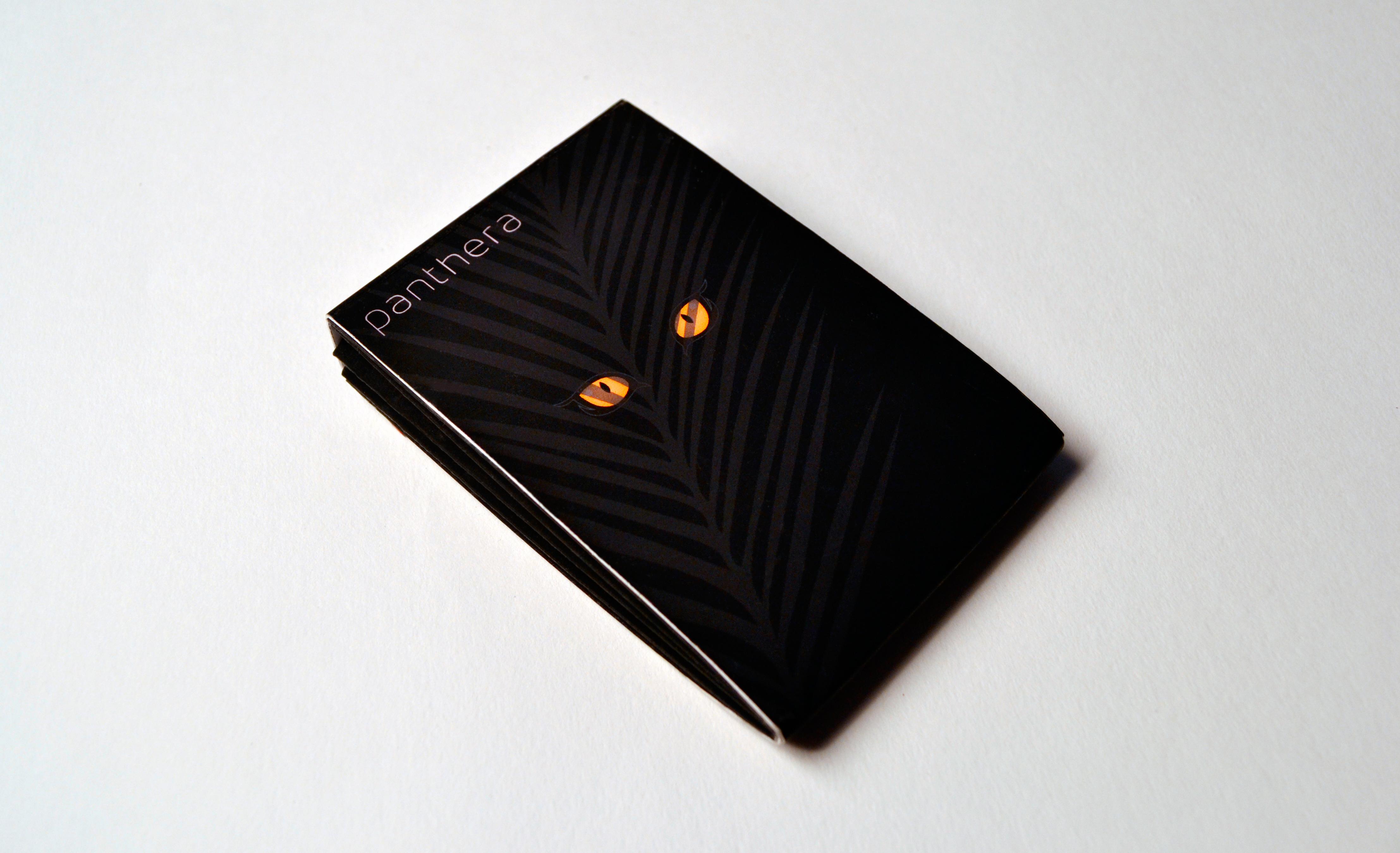 Panthera—Discreet Period Pads To Go