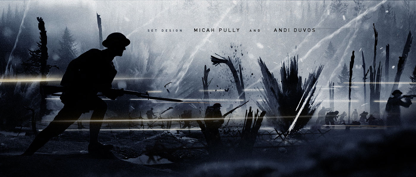 The Lost Battalion | Main Titles
