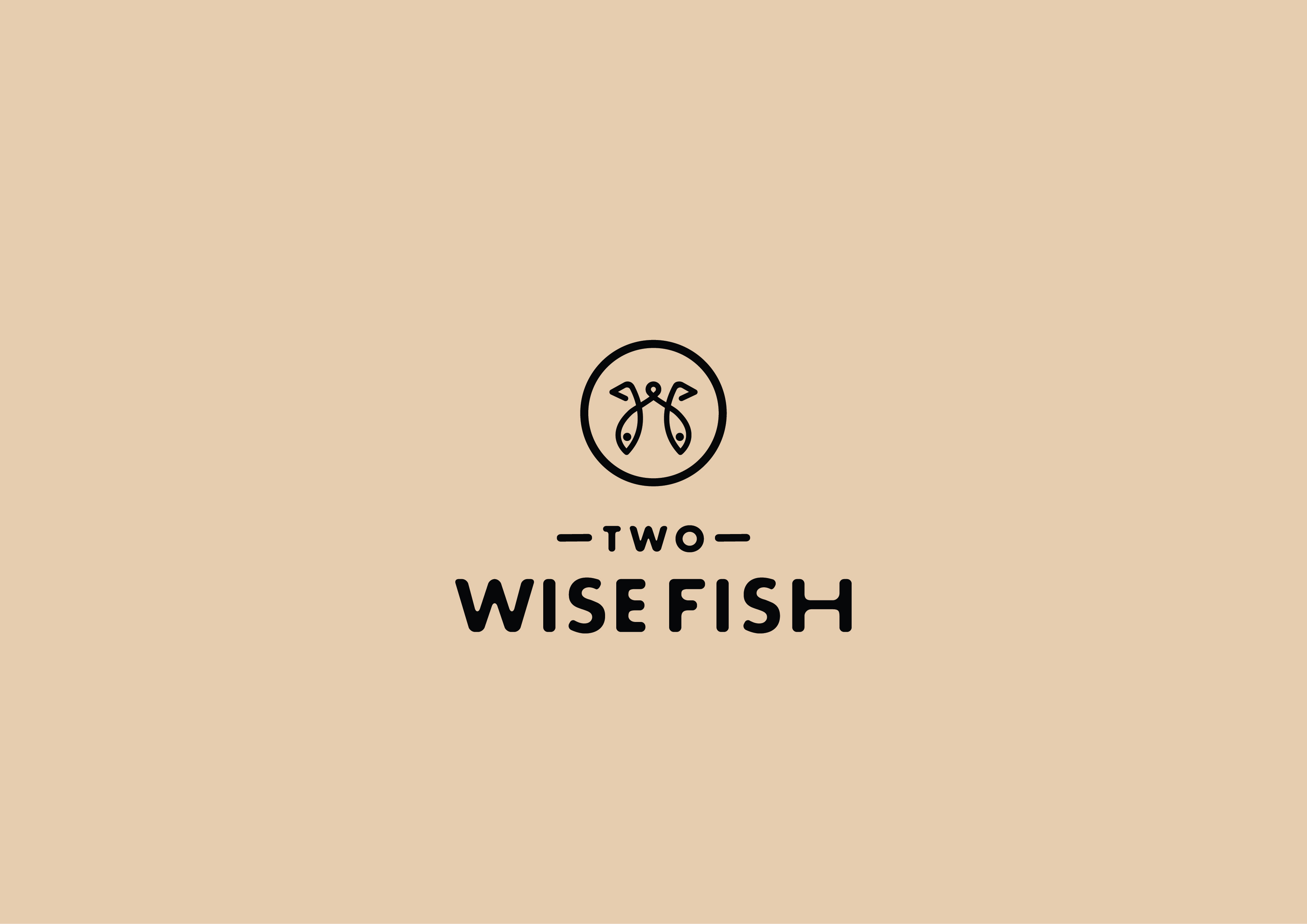 Two Wise Fish - Restaurant Branding