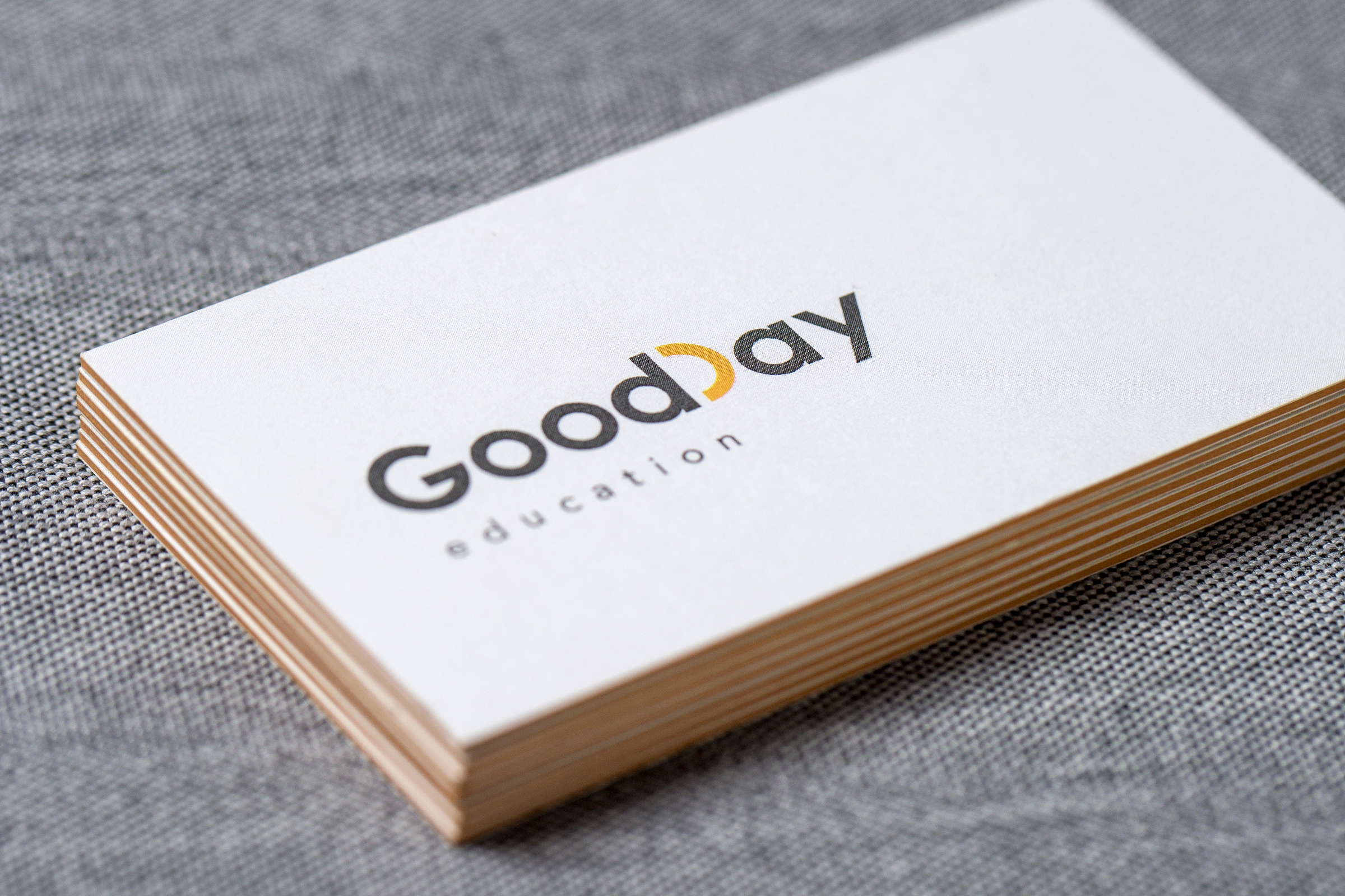 GoodDay Education - Branding an international student agency