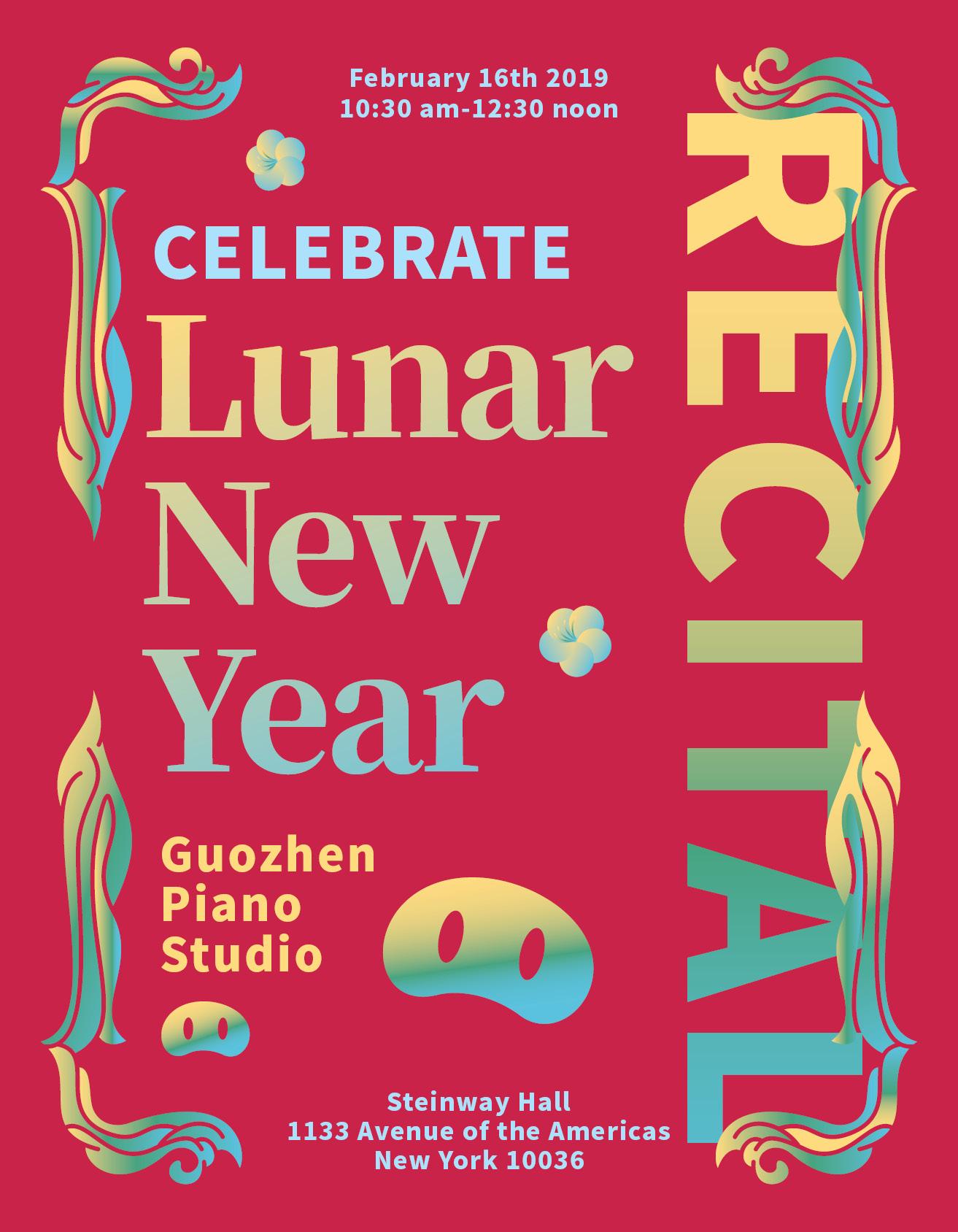 Lunar New Year Recital