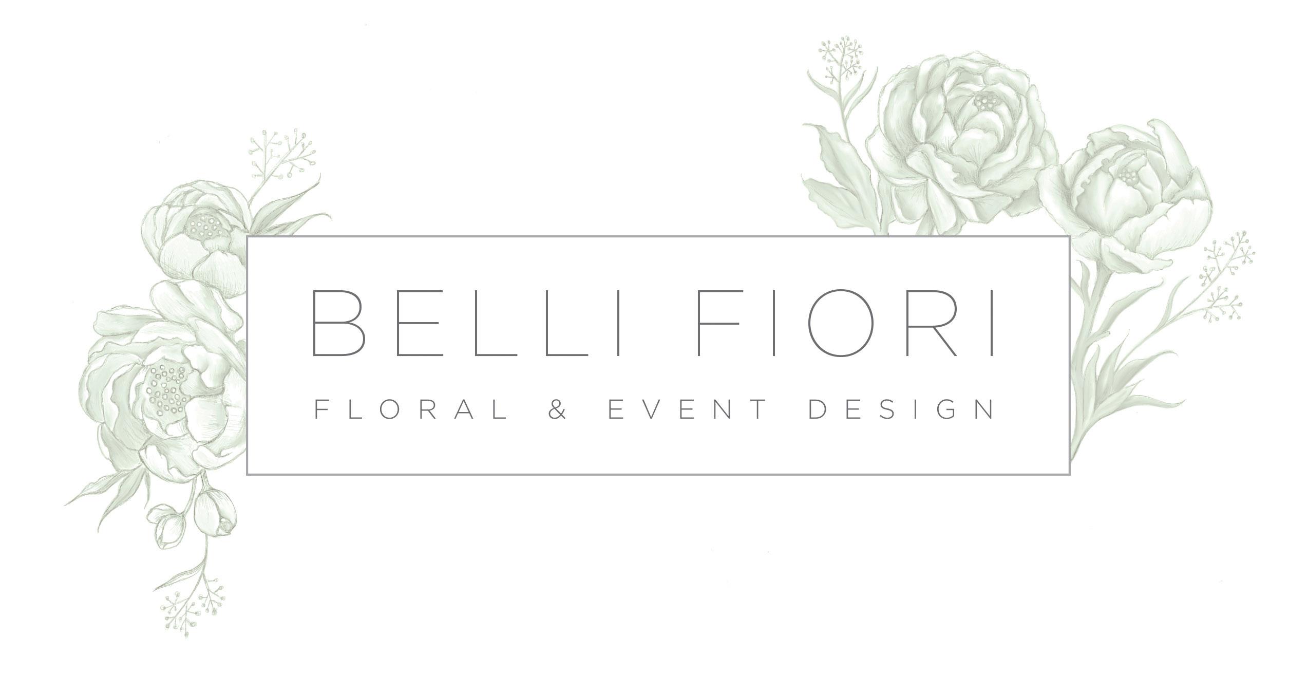 Belli Fiori Logo Design