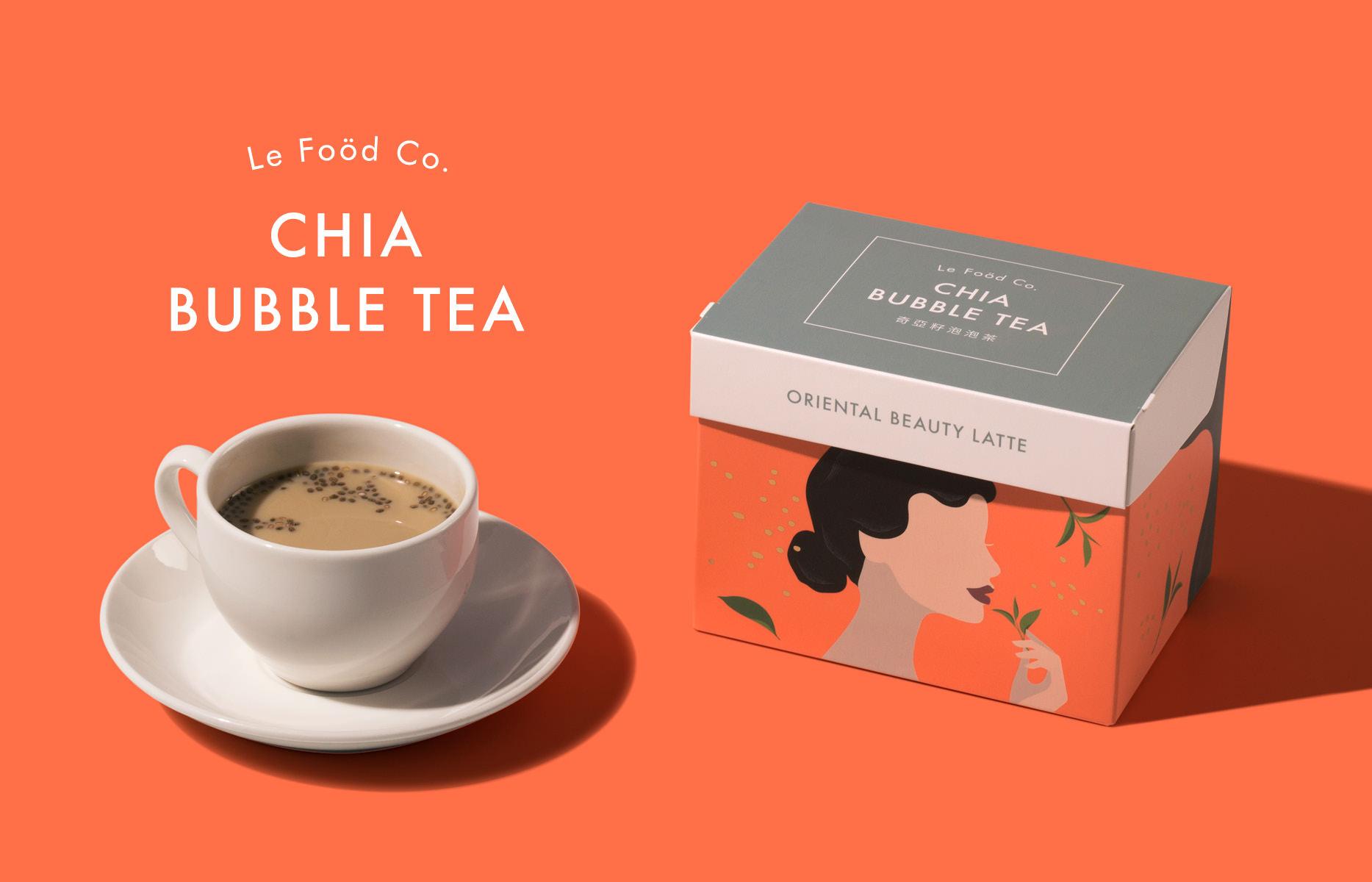 Chia Bubble Tea