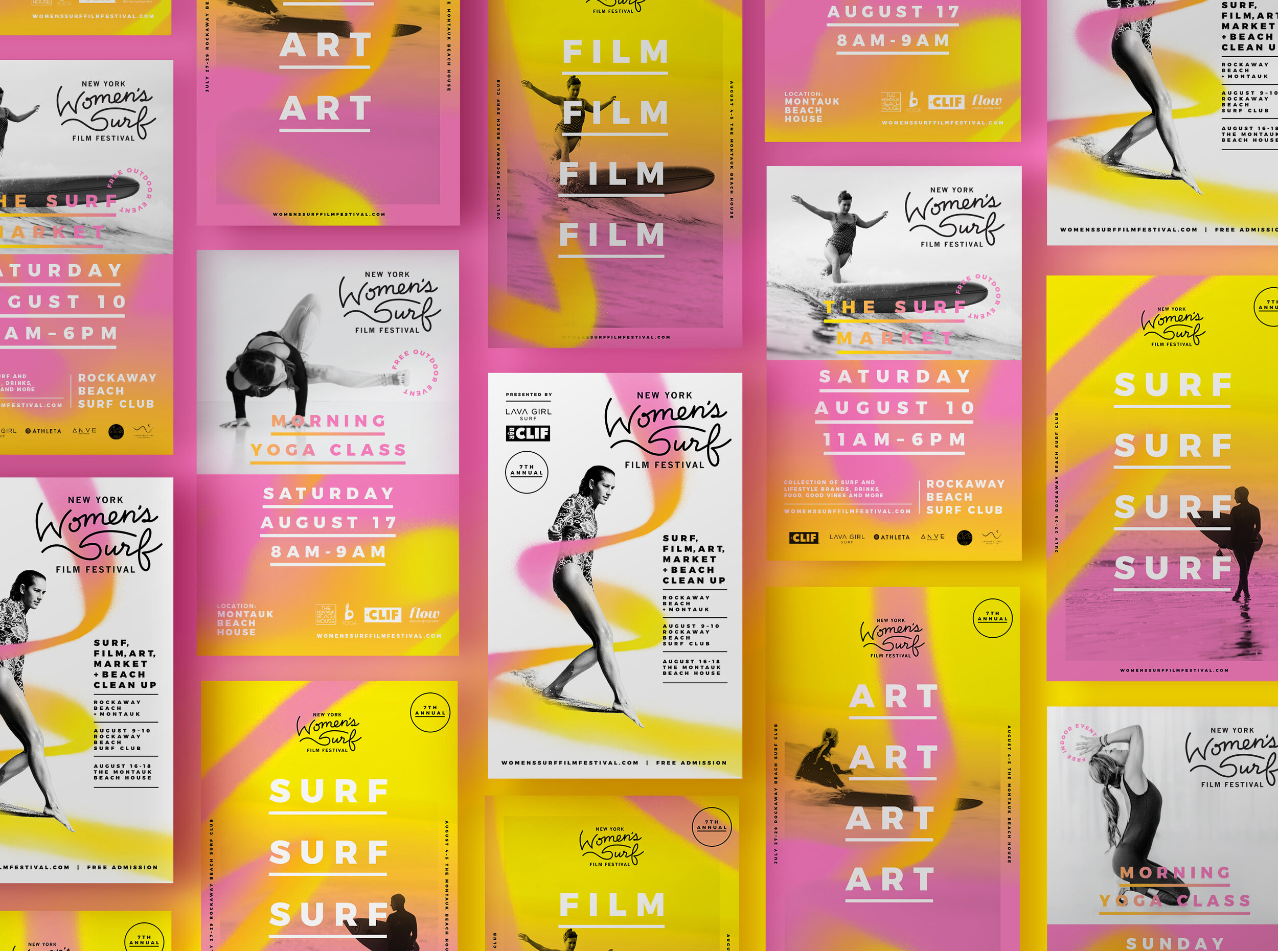 New York Women's Surf Film Festival