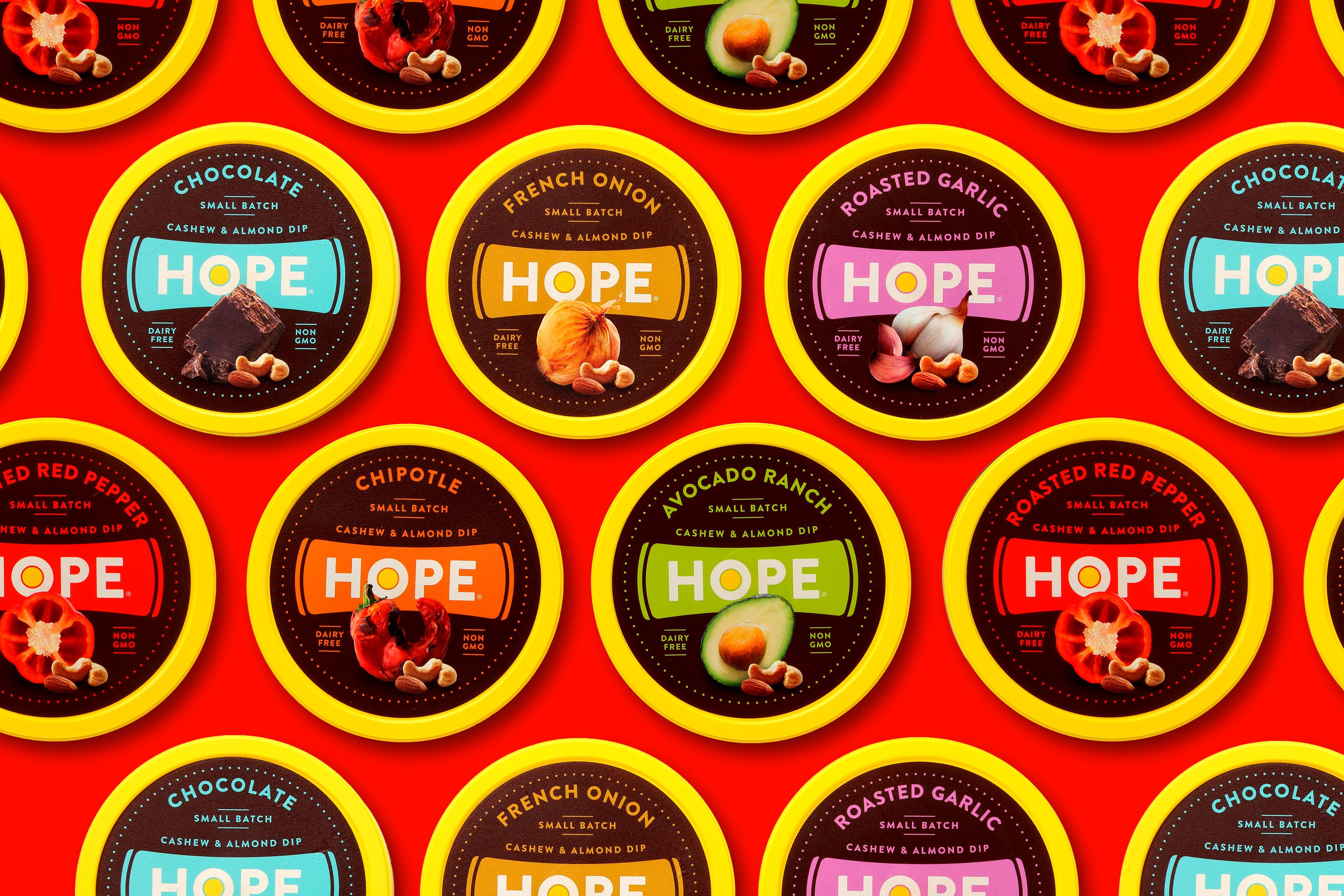 Hope Dip Packaging